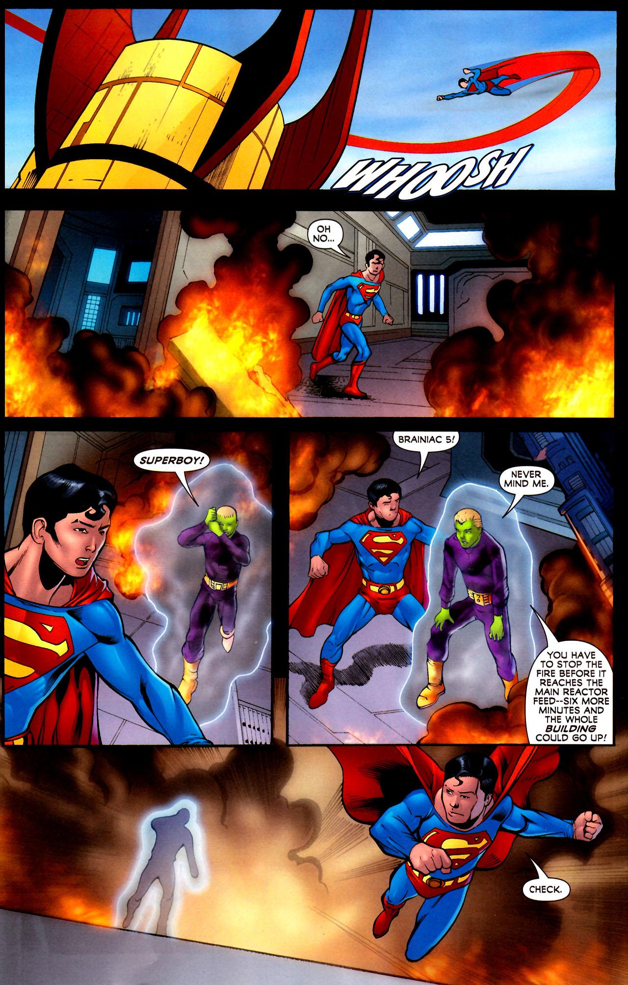 Read online Adventure Comics (2009) comic -  Issue #12 - 22