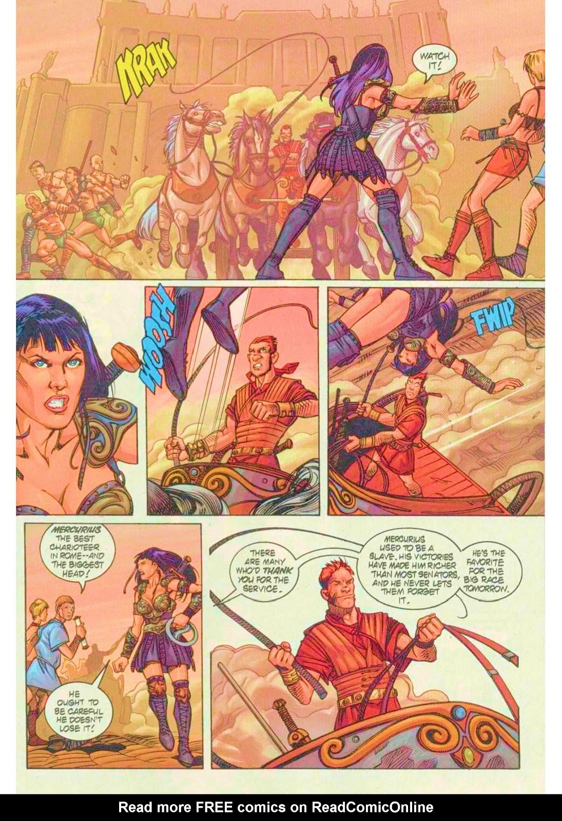 Xena: Warrior Princess (1999) Issue #7 #7 - English 6