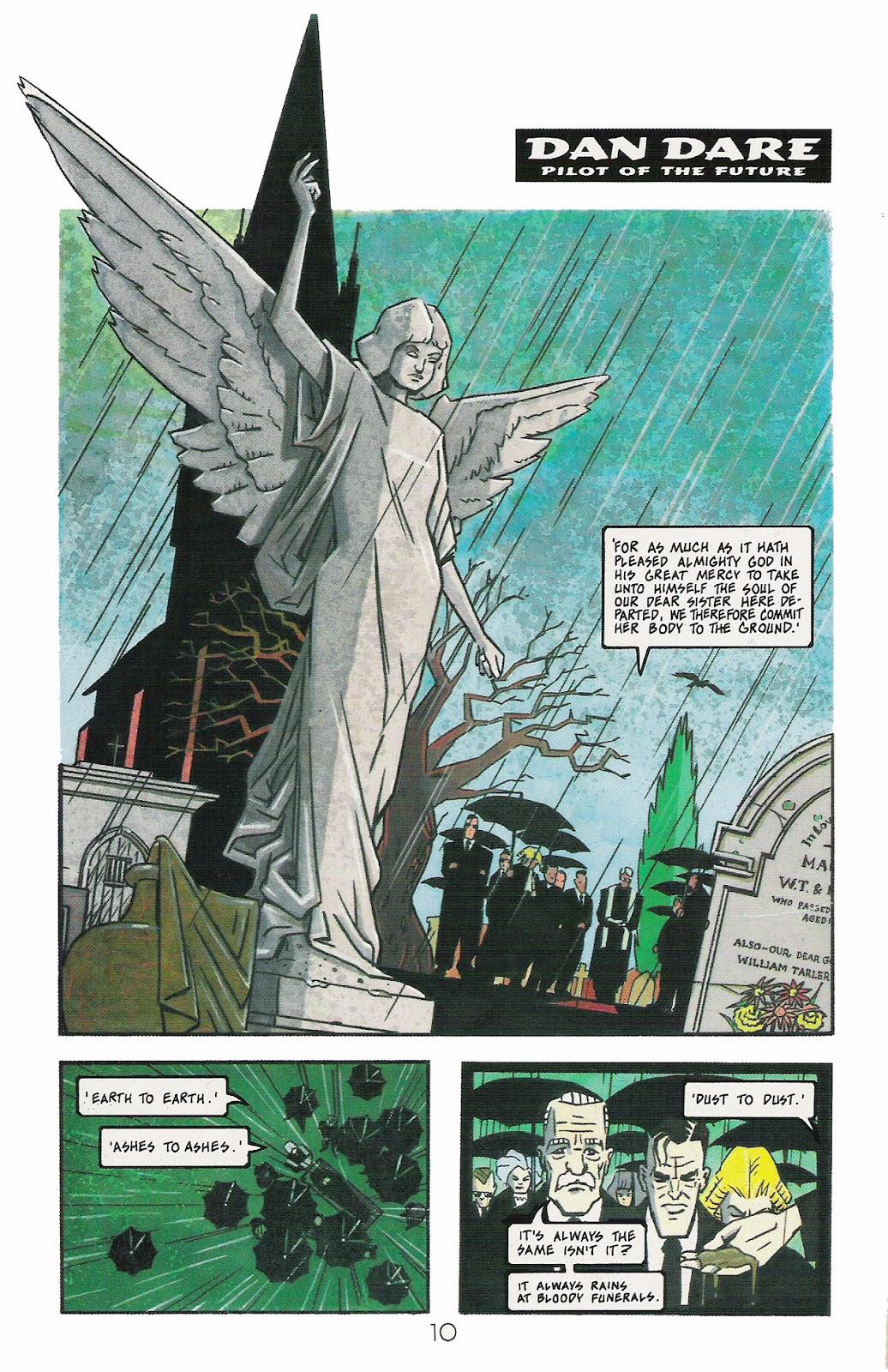 Read online Dare comic -  Issue #1 - 12