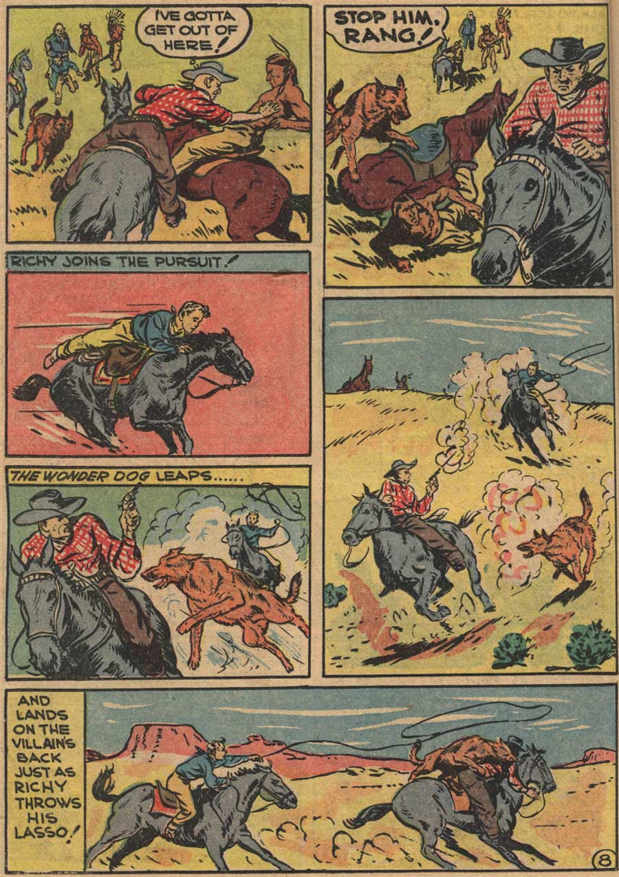 Blue Ribbon Comics (1939) issue 7 - Page 10