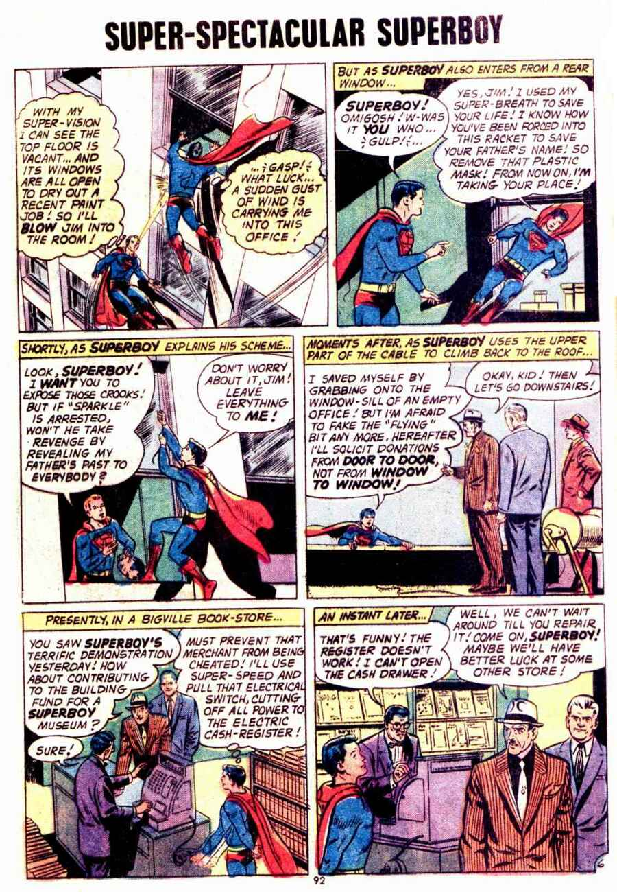 Superboy (1949) issue 202 - Page 80