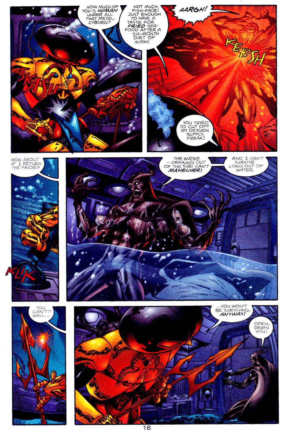 Read online Aquaman (1994) comic -  Issue #58 - 18