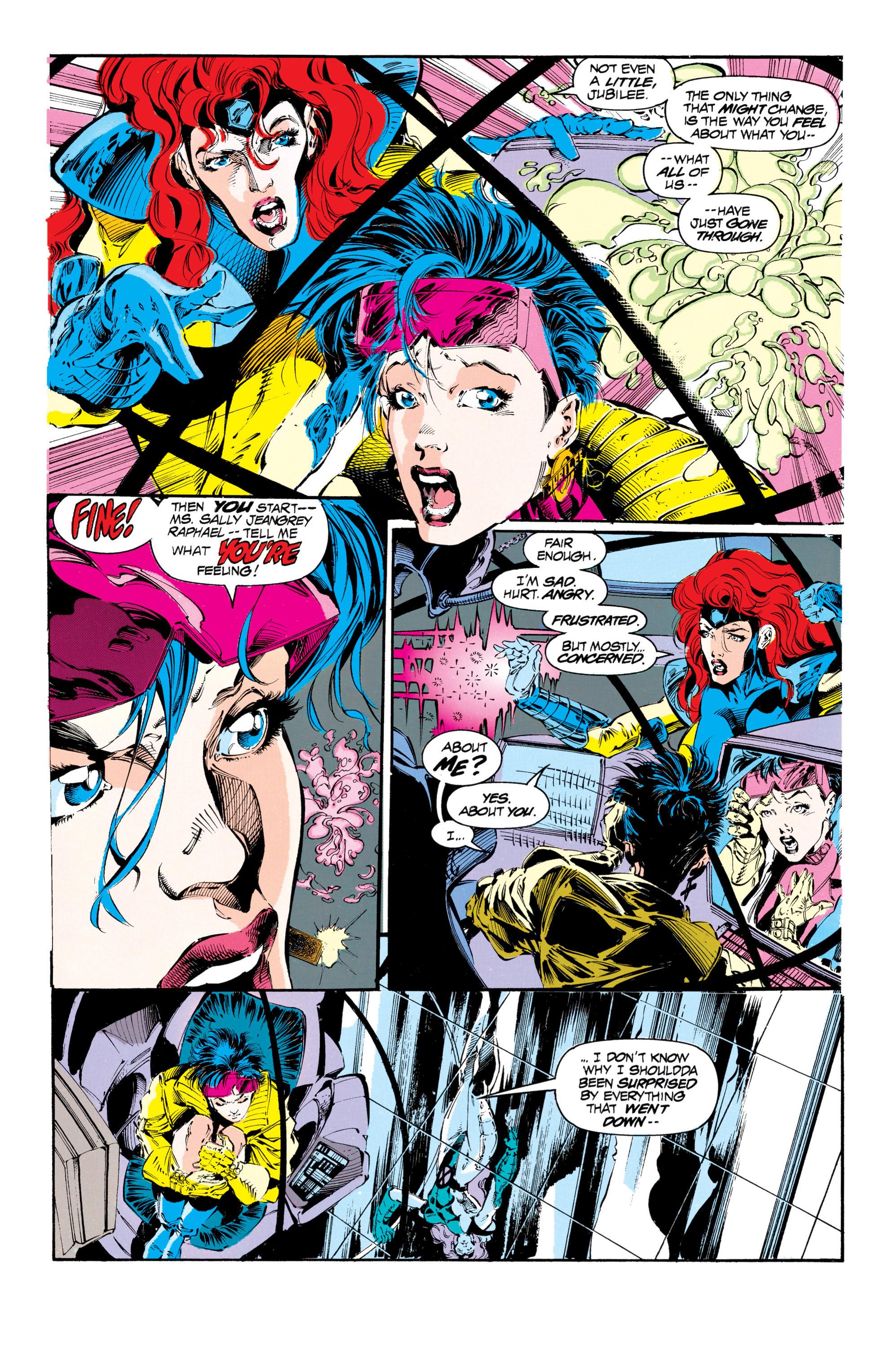Read online Uncanny X-Men (1963) comic -  Issue #303 - 4