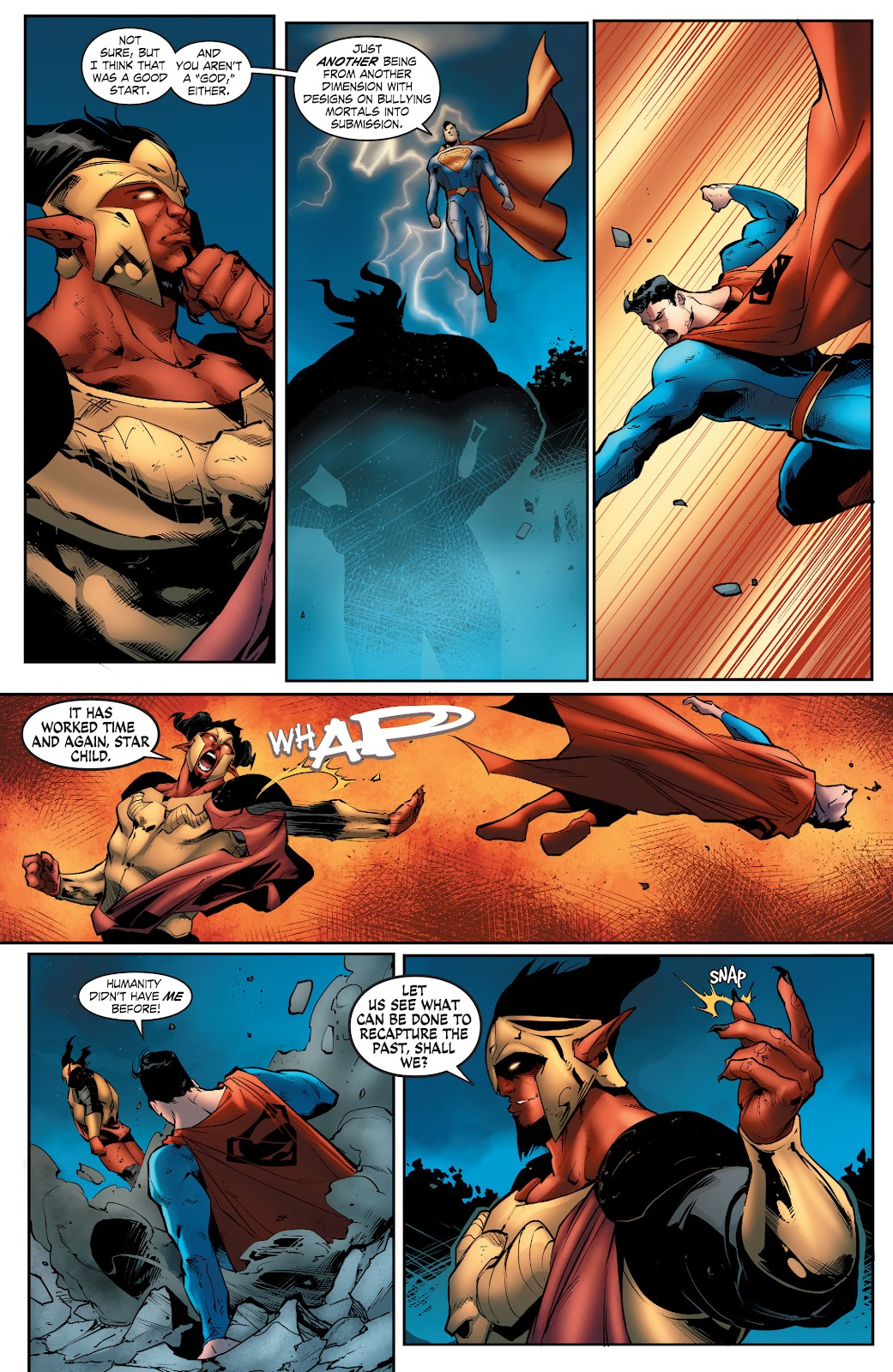 Read online Smallville Season 11 [II] comic -  Issue # TPB 5 - 110