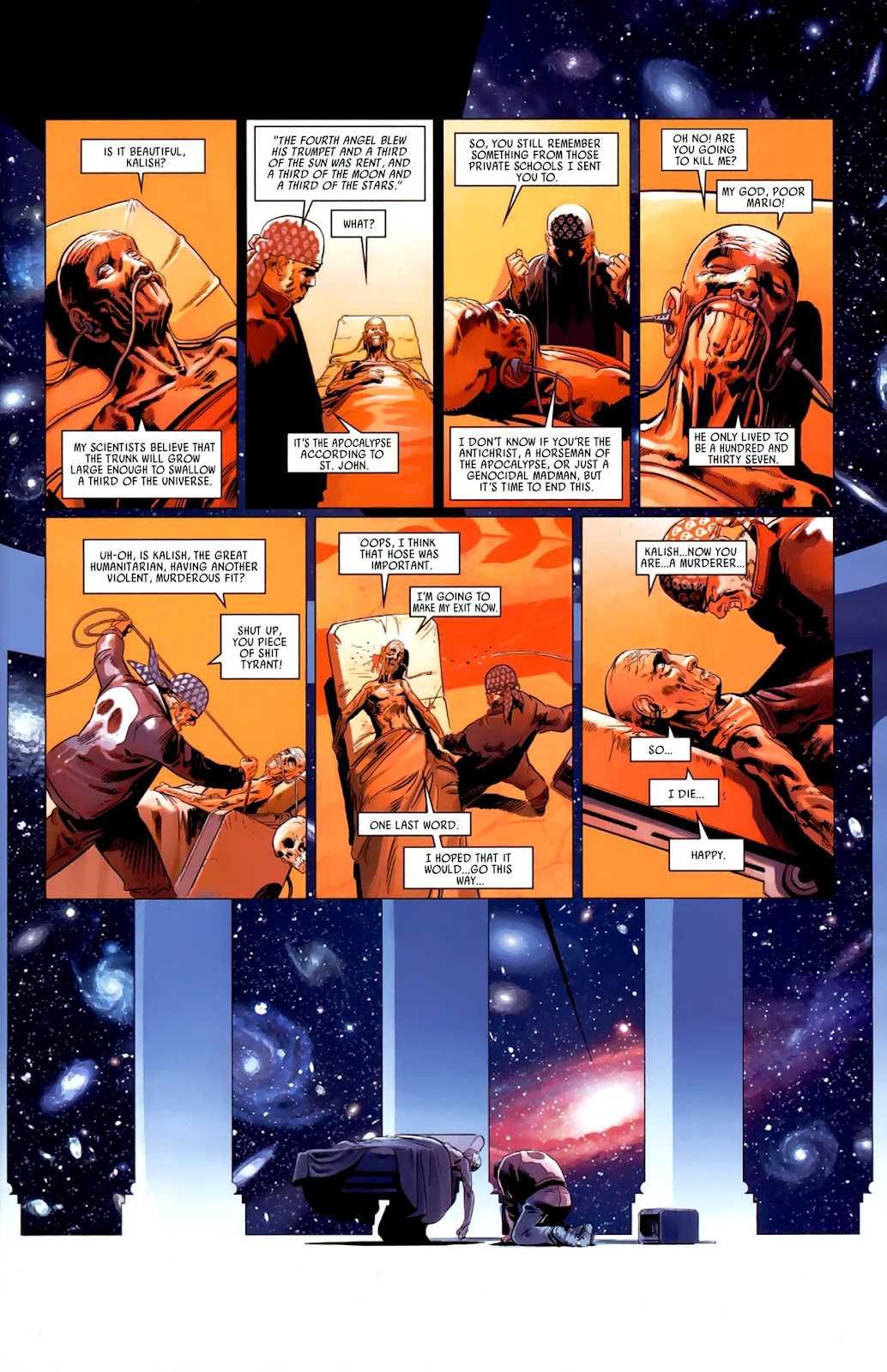 Read online Universal War One: Revelations comic -  Issue #3 - 39