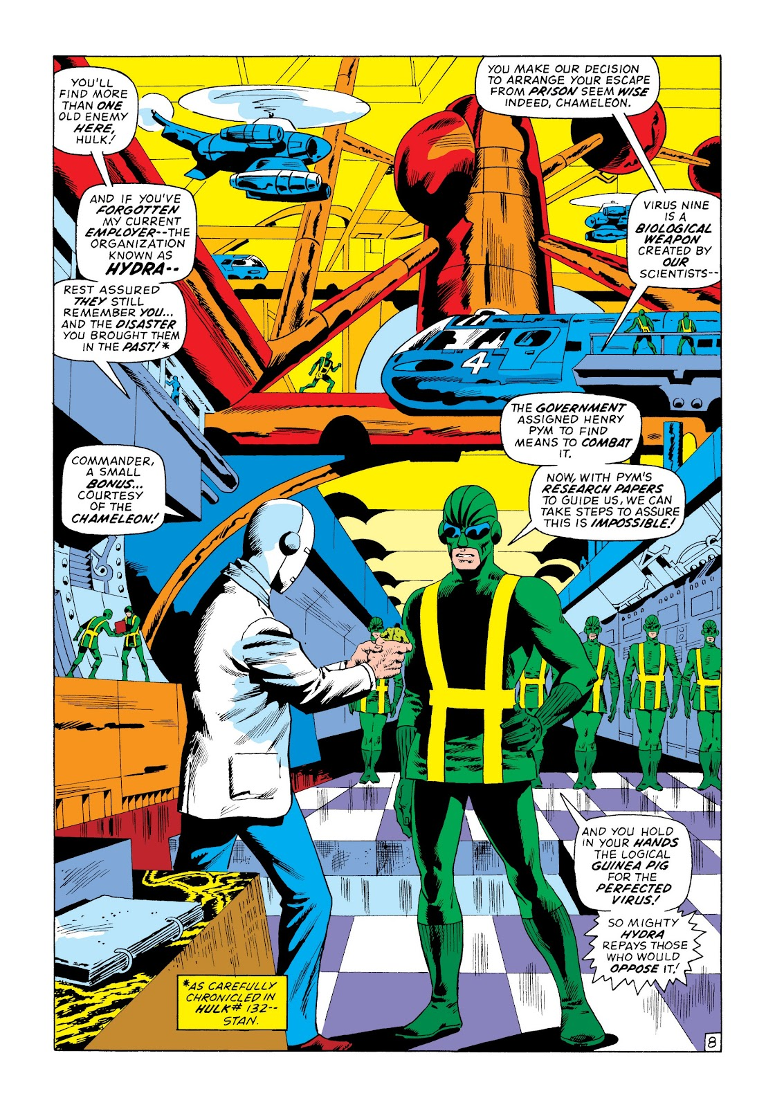 Read online Marvel Masterworks: The Incredible Hulk comic -  Issue # TPB 8 (Part 3) - 26