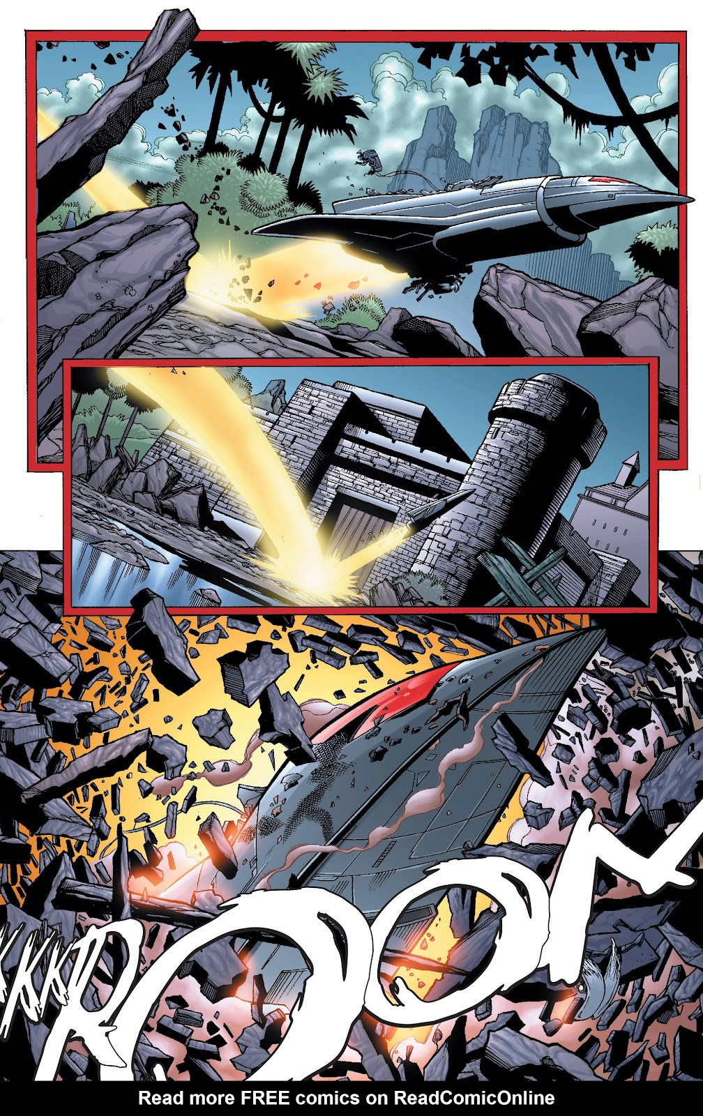 Read online X-Men: Unstoppable comic -  Issue # TPB (Part 1) - 16