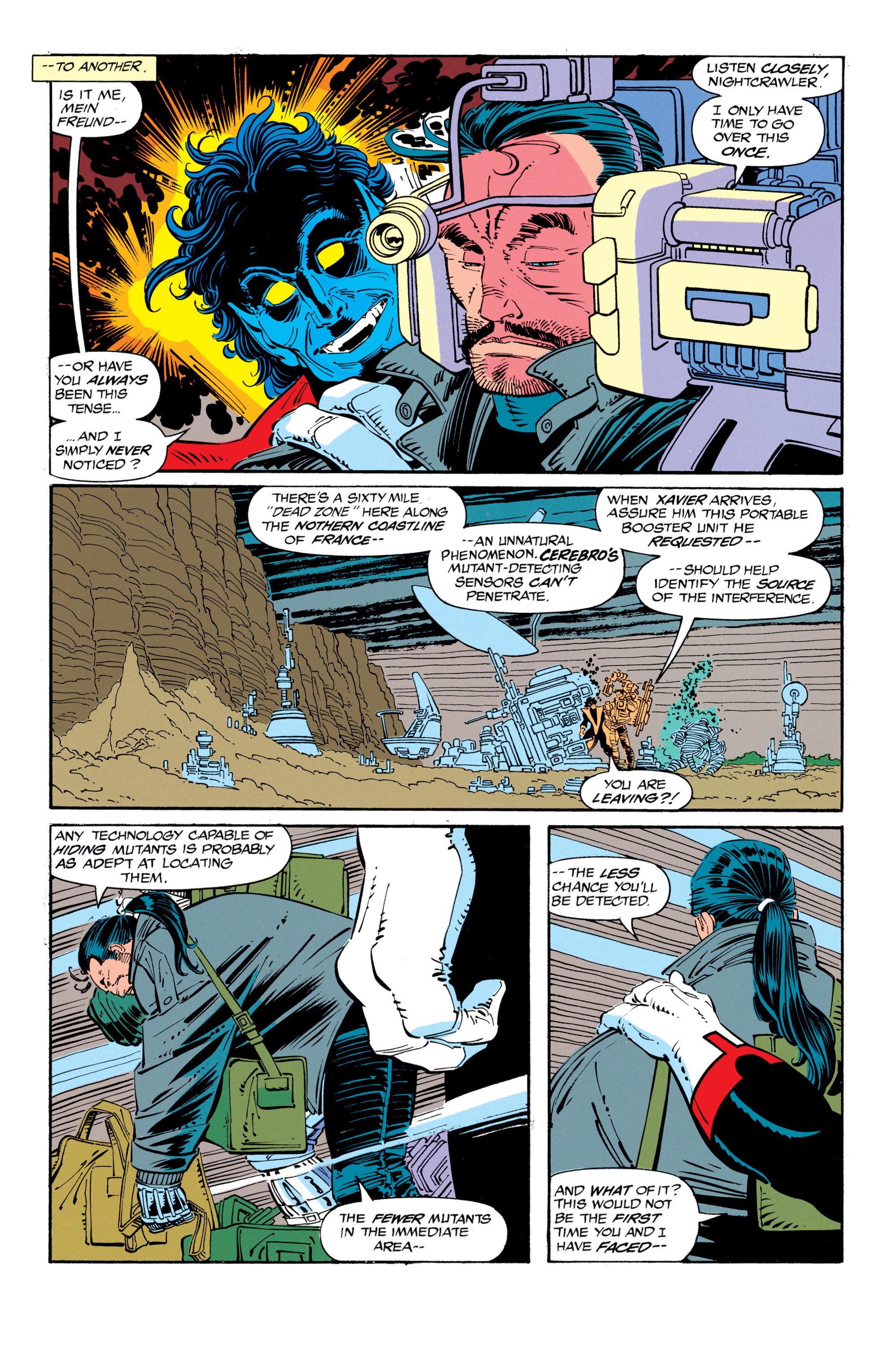 Read online Uncanny X-Men (1963) comic -  Issue #300 - 5