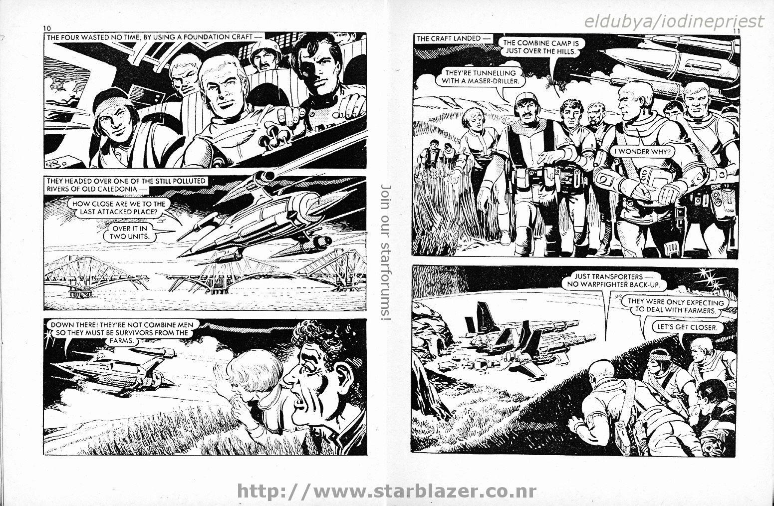 Starblazer issue 101 - Page 7