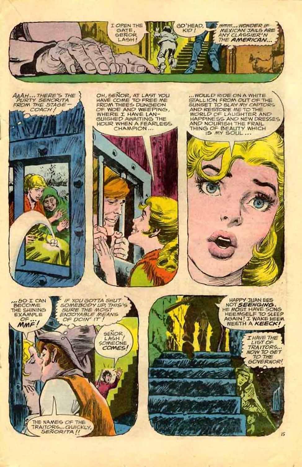 Bat Lash (1968) issue 4 - Page 19