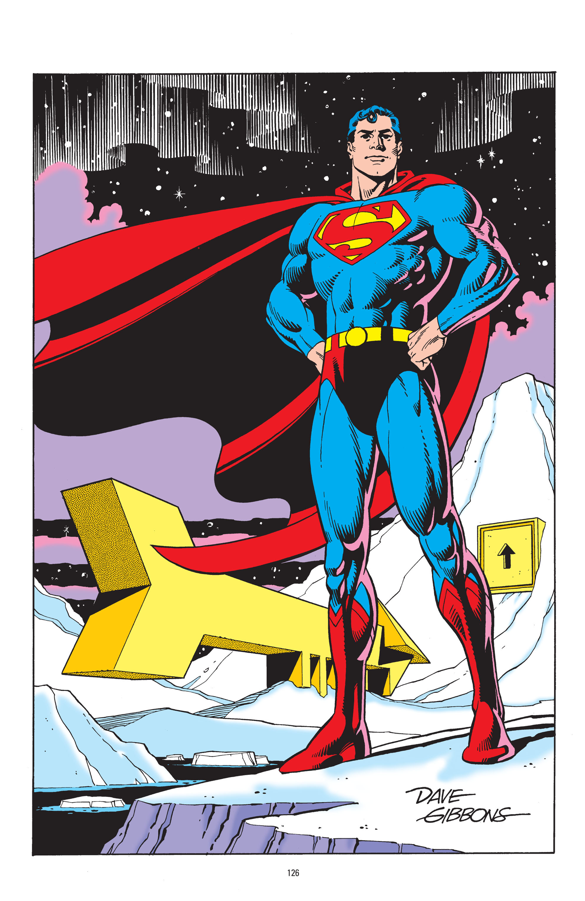 Read online Superman: Whatever Happened to the Man of Tomorrow? comic -  Issue # TPB - 125