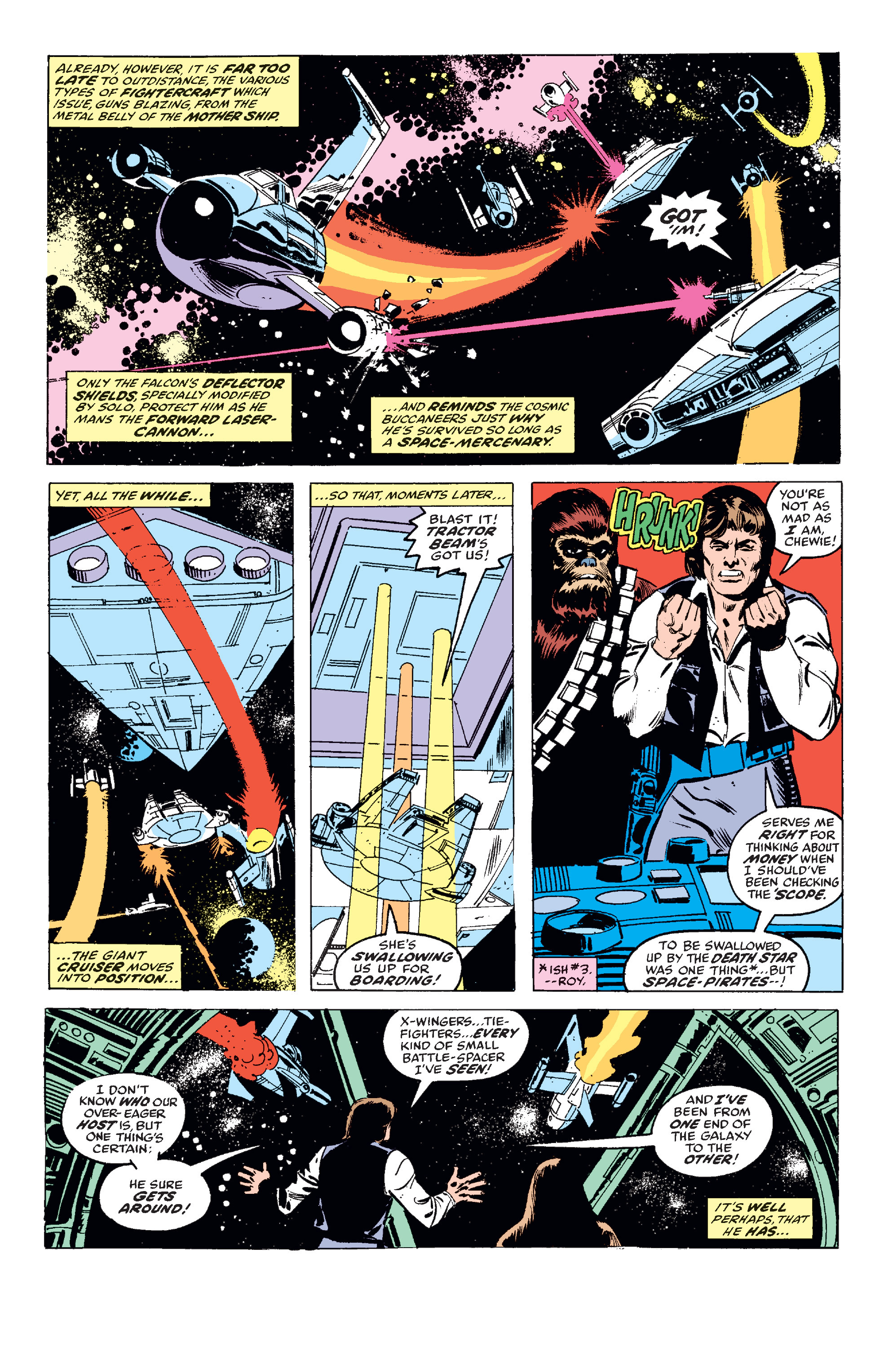 Read online Star Wars Omnibus comic -  Issue # Vol. 13 - 120