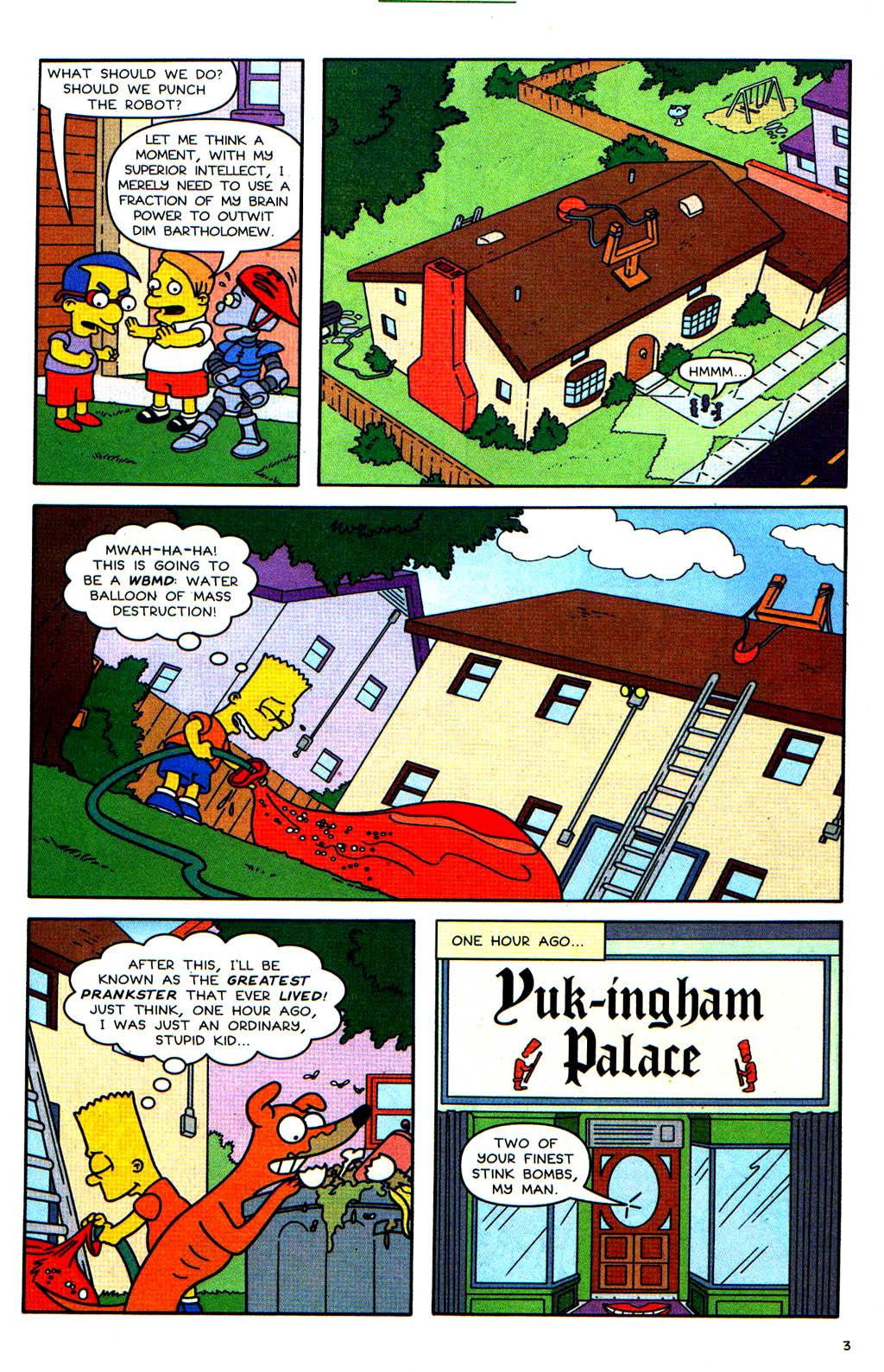 Read online Simpsons Comics Presents Bart Simpson comic -  Issue #19 - 19