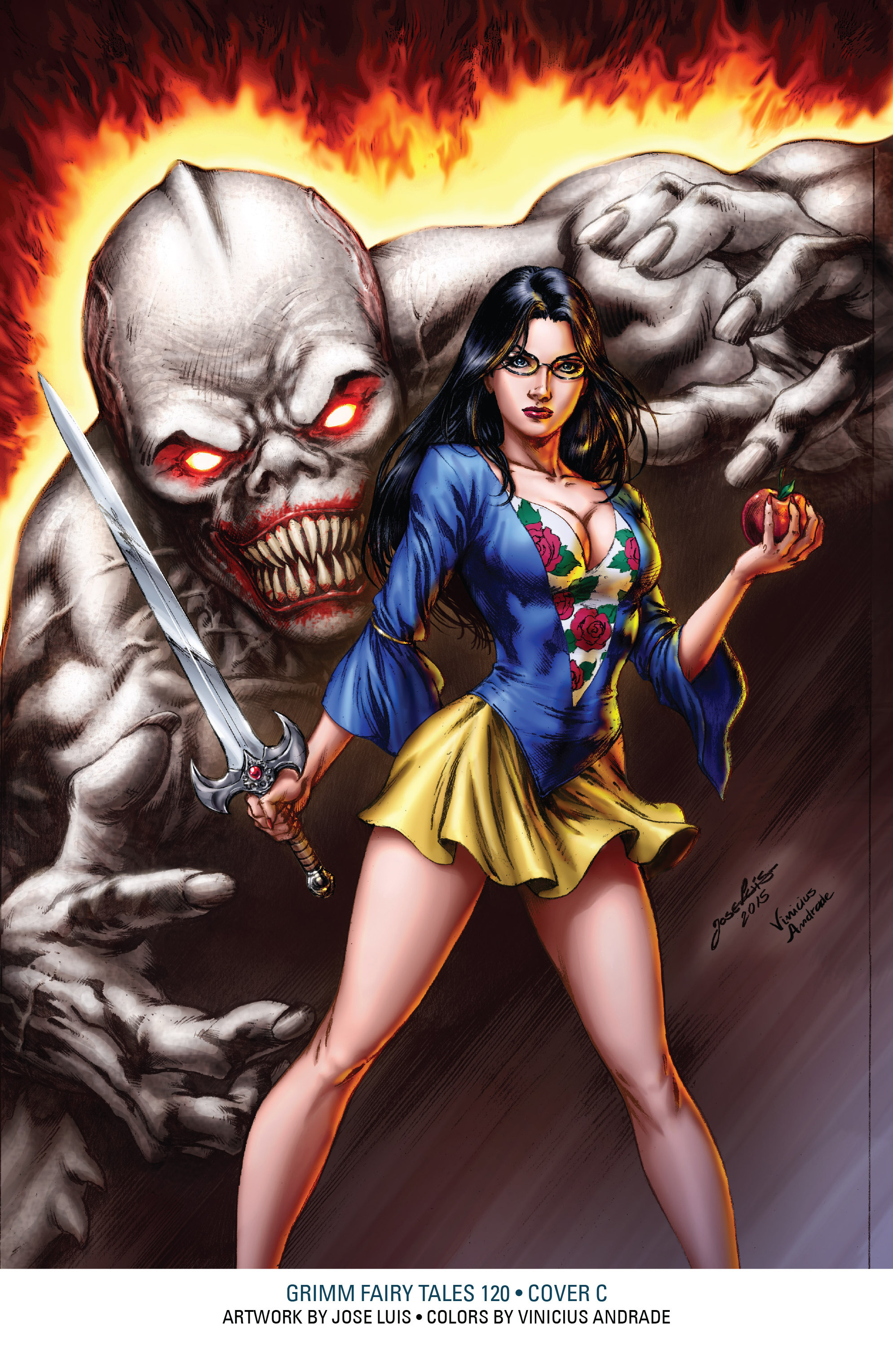 Read online Grimm Fairy Tales: Arcane Acre comic -  Issue # TPB 4 - 205