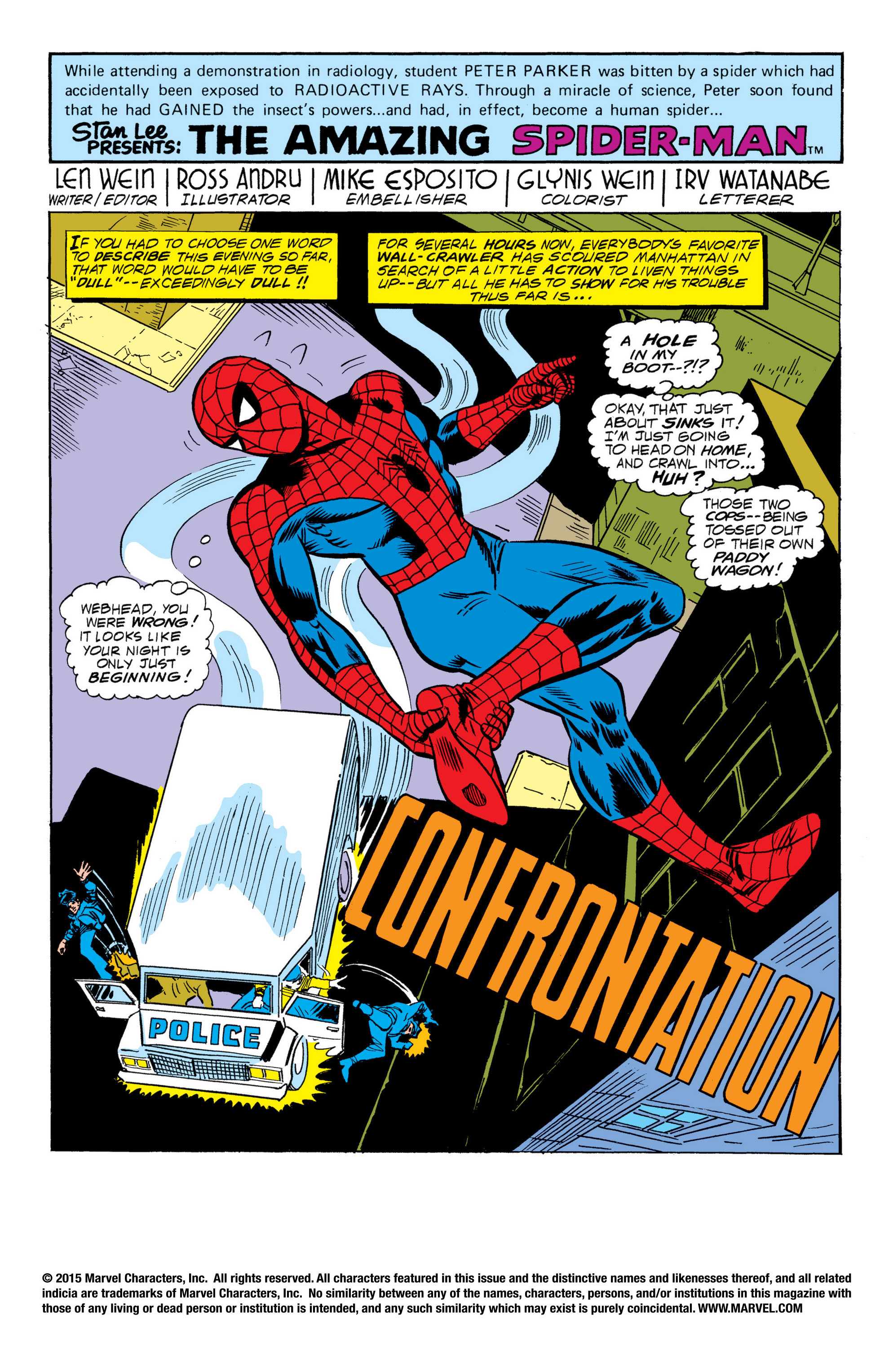 The Amazing Spider-Man (1963) 169 Page 1