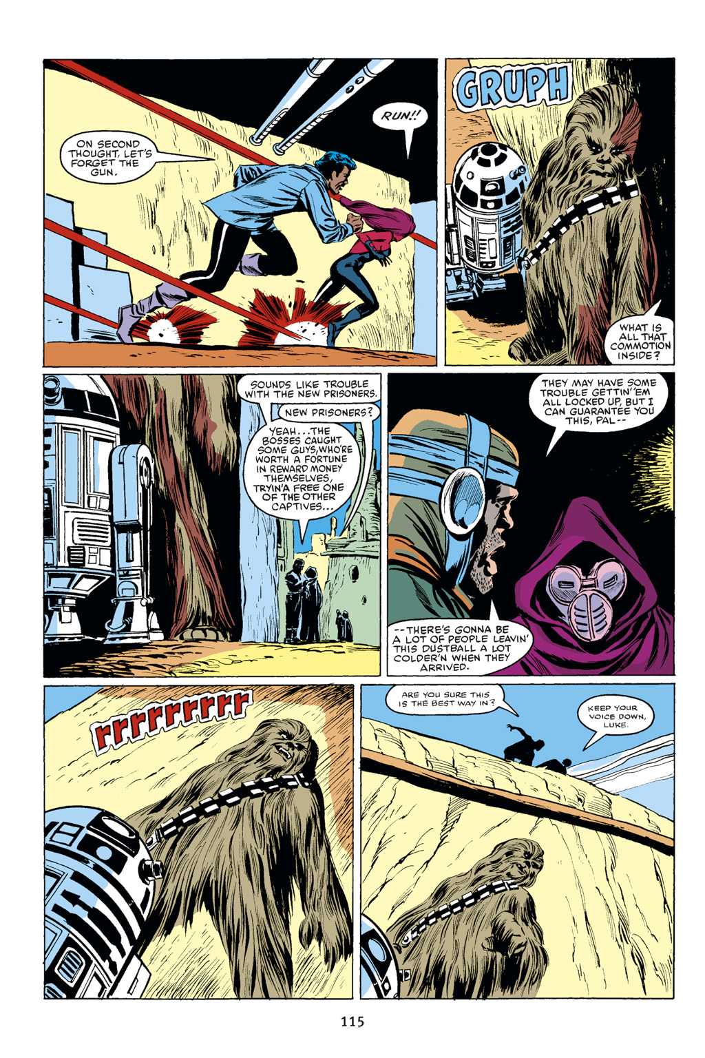 Read online Star Wars Omnibus comic -  Issue # Vol. 18 - 106