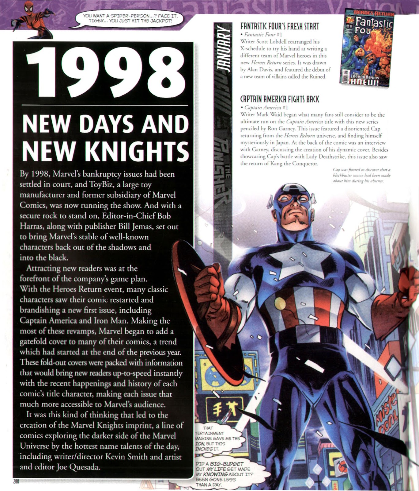 Read online Marvel Chronicle comic -  Issue # TPB (Part 3) - 72