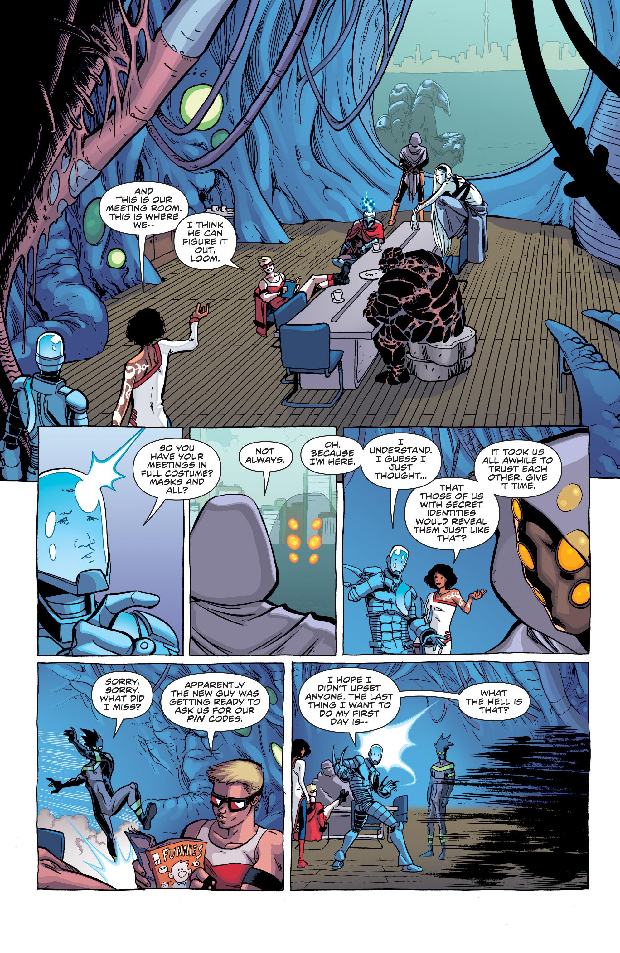 Read online Secret Identities comic -  Issue #1 - 26