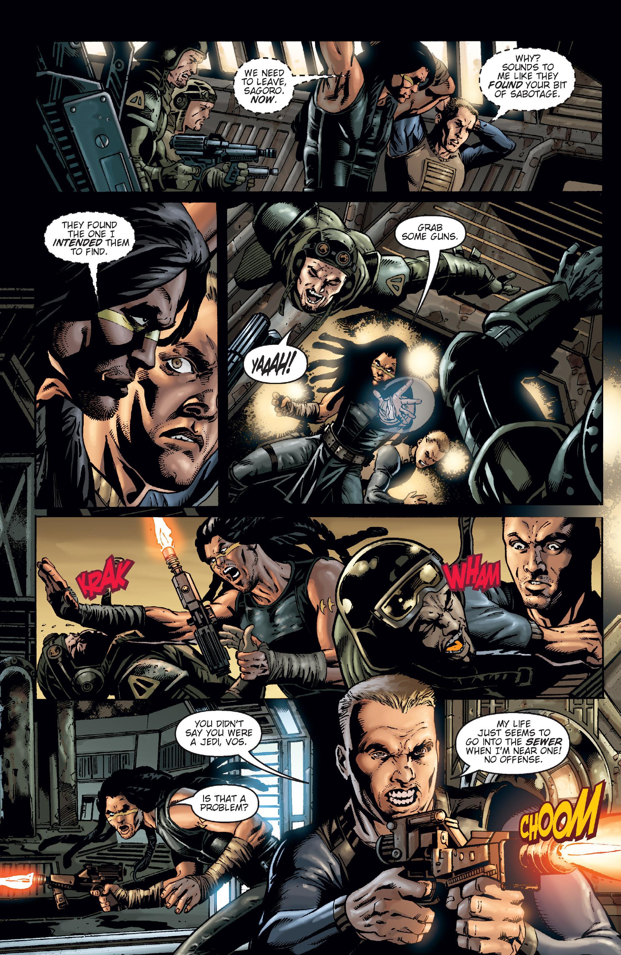 Read online Star Wars Omnibus comic -  Issue # Vol. 24 - 223
