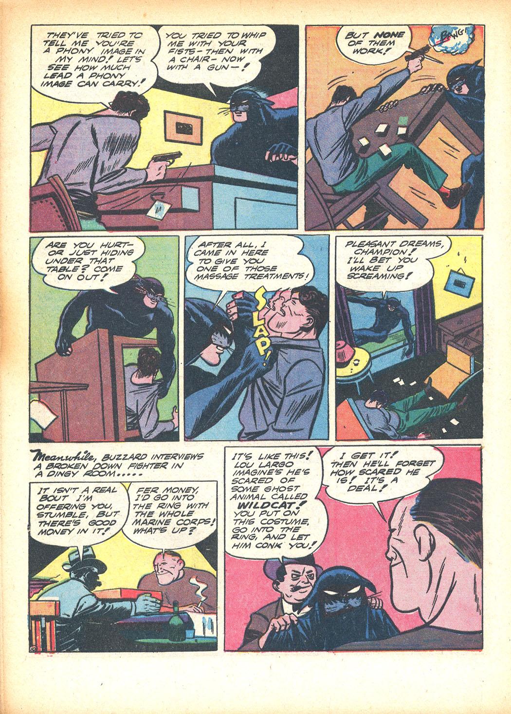 Read online Sensation (Mystery) Comics comic -  Issue #13 - 62