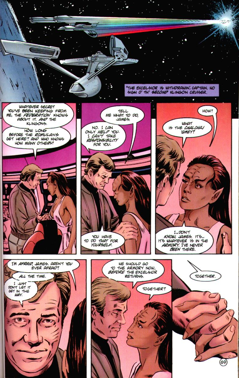 Read online Star Trek: The Ashes of Eden comic -  Issue # Full - 74