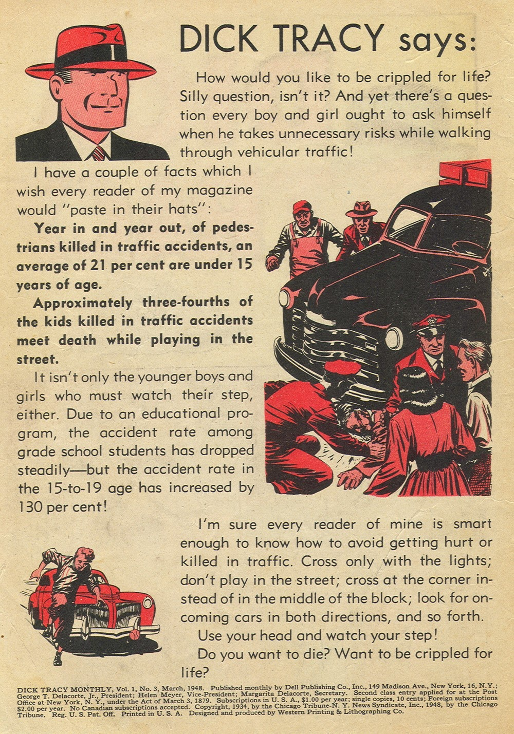 Dick Tracy Monthly issue 3 - Page 2