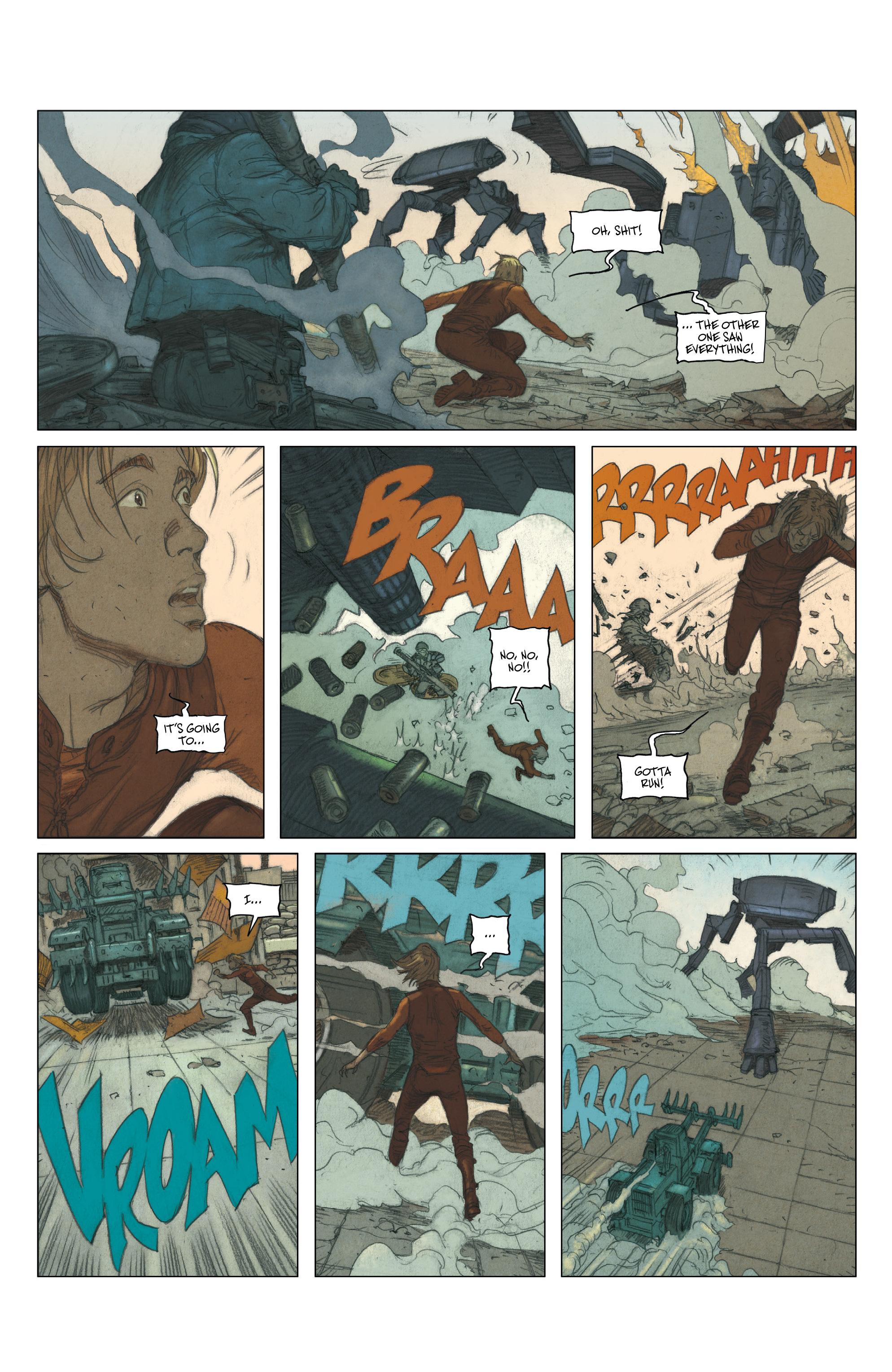 Read online Ab Irato comic -  Issue #2 - 20