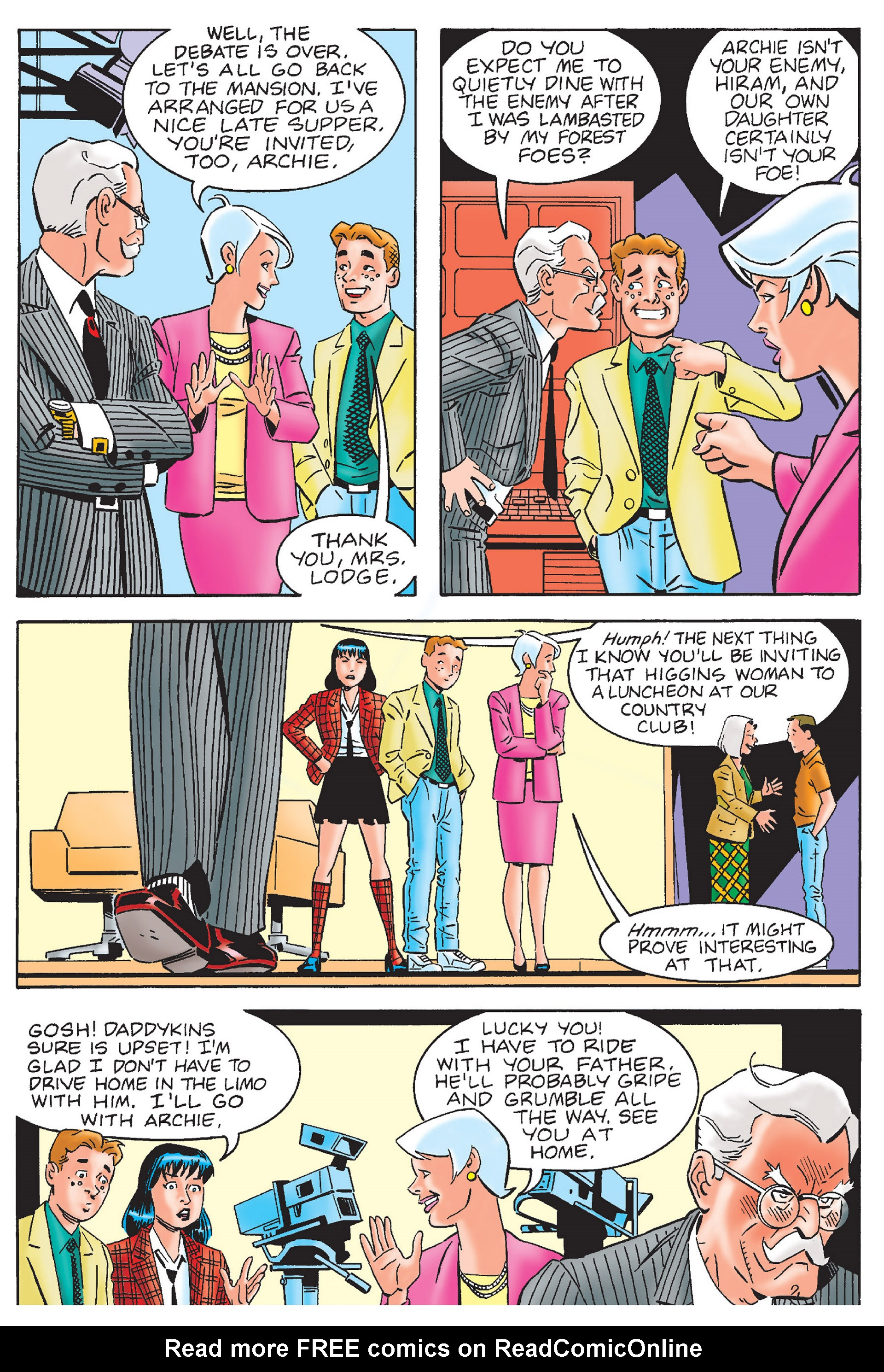 Read online Archie's New Look Series comic -  Issue #4 - 67