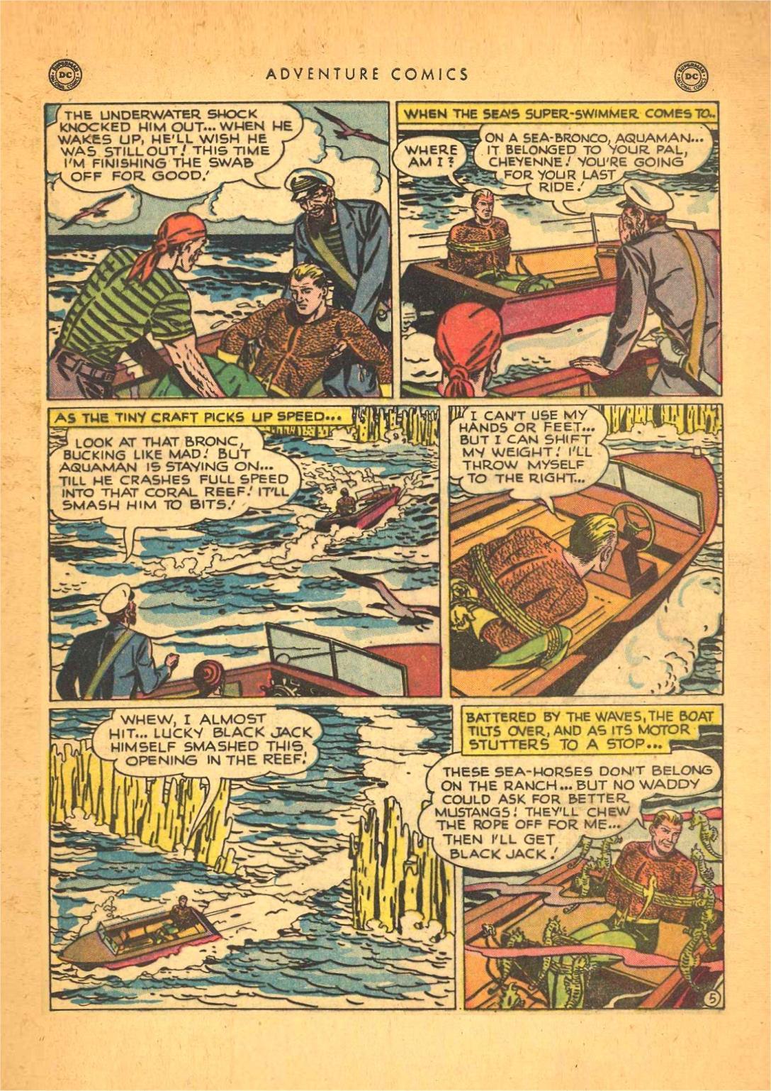 Read online Adventure Comics (1938) comic -  Issue #148 - 19