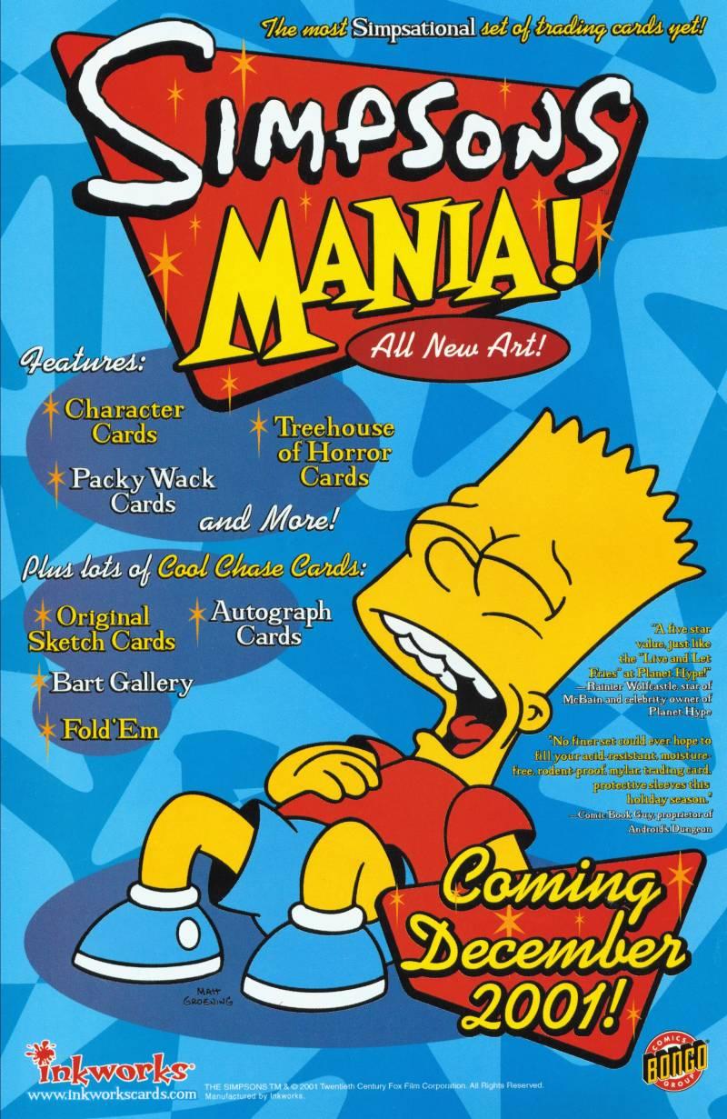 Read online Simpsons Comics Presents Bart Simpson comic -  Issue #6 - 31