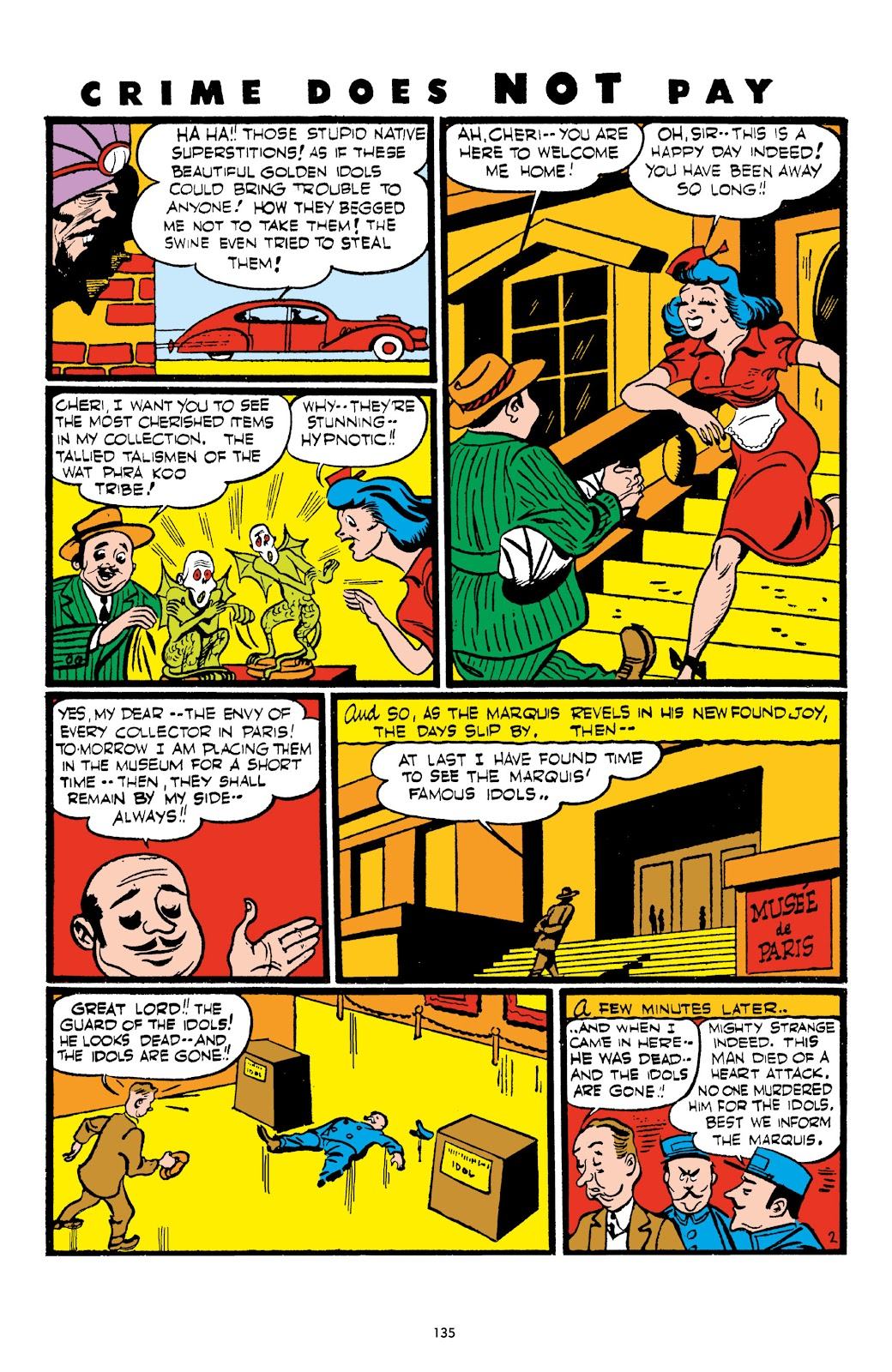 Read online Crime Does Not Pay Archives comic -  Issue # TPB 4 (Part 2) - 35