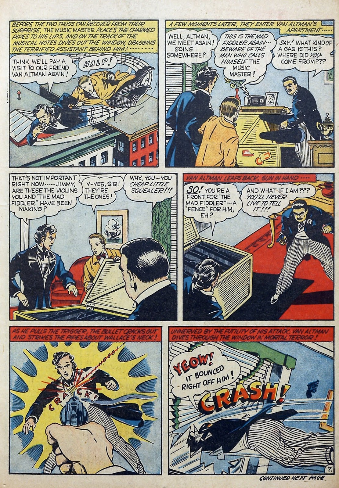 Reglar Fellers Heroic Comics issue 12 - Page 19