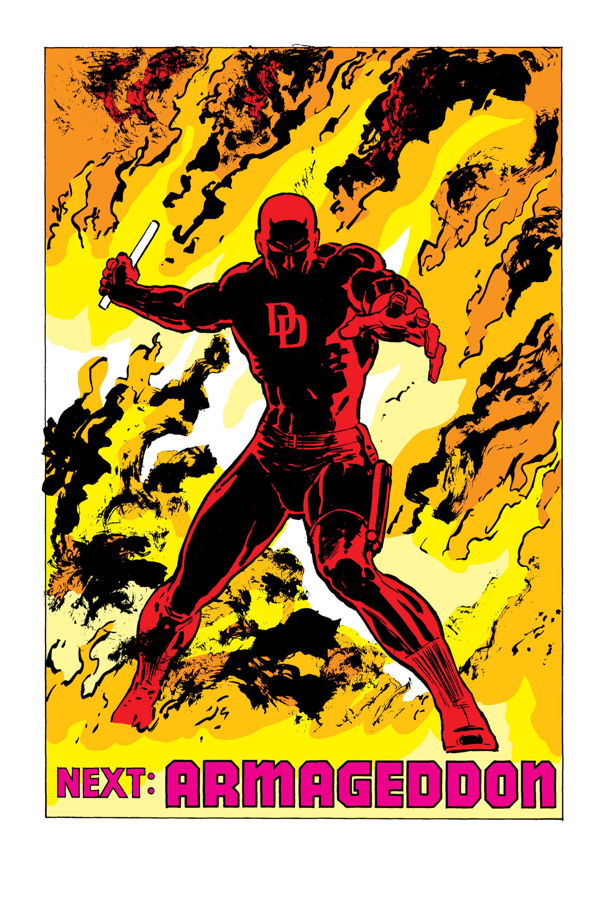 Read online Daredevil: Born Again comic -  Issue # Full - 168