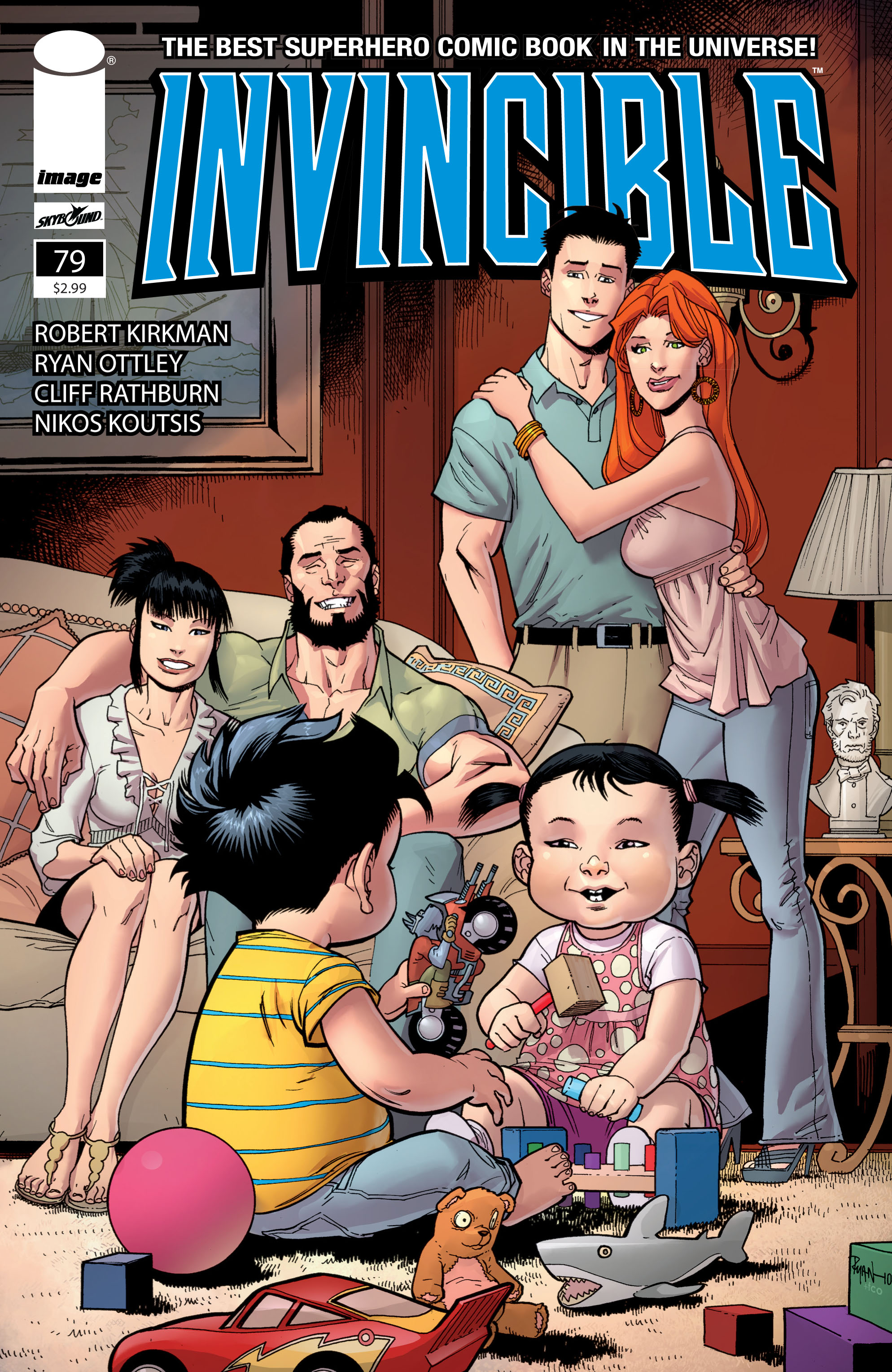 Invincible (2003) 79 Page 1