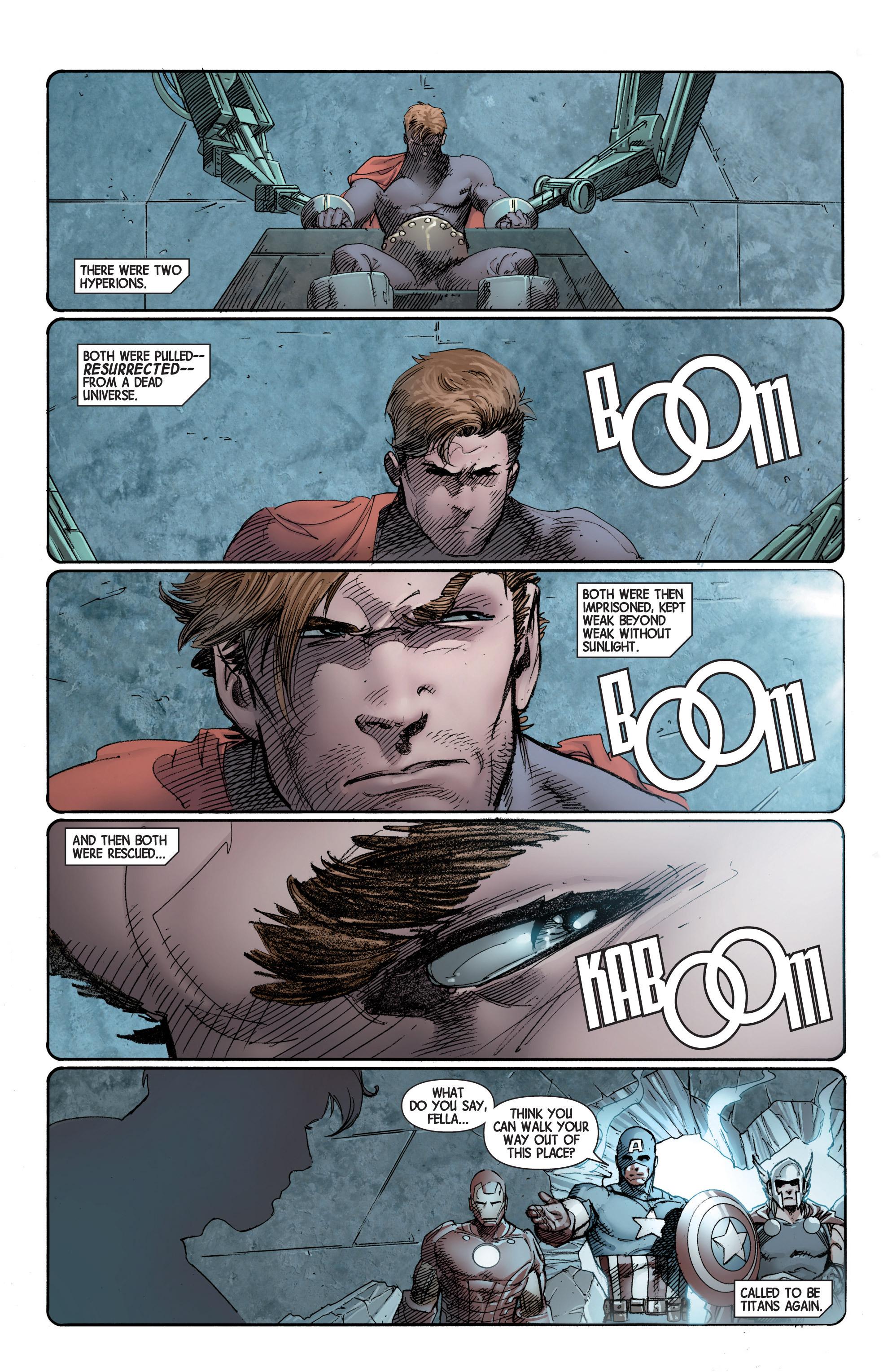 Read online Avengers (2013) comic -  Issue #Avengers (2013) _TPB 1 - 97