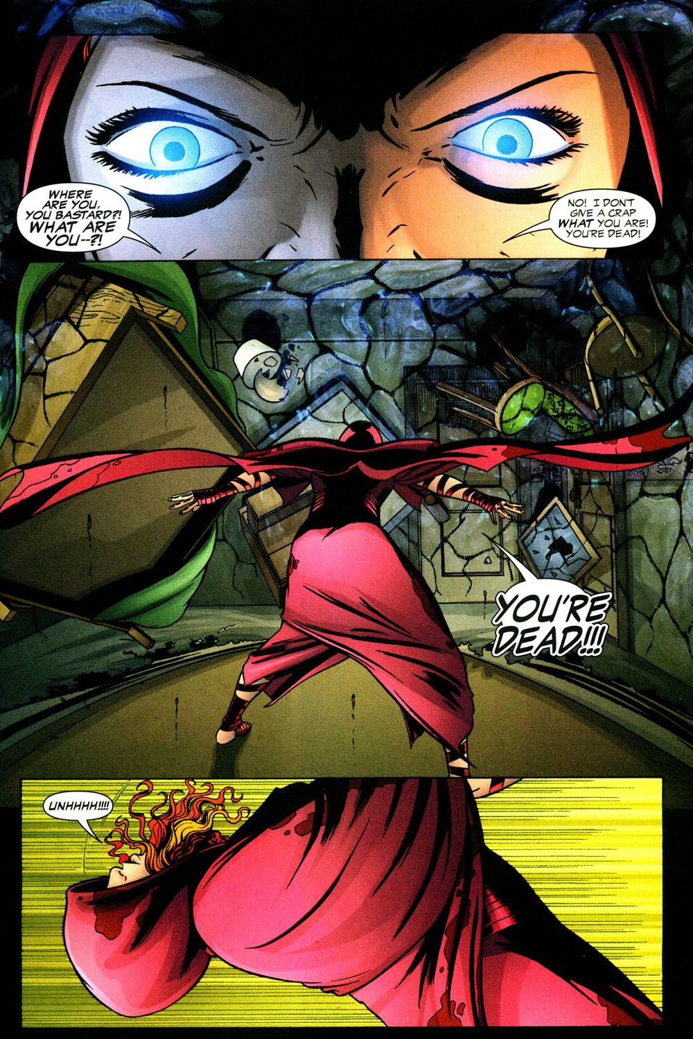 Read online Fallen Angel (2003) comic -  Issue #3 - 19