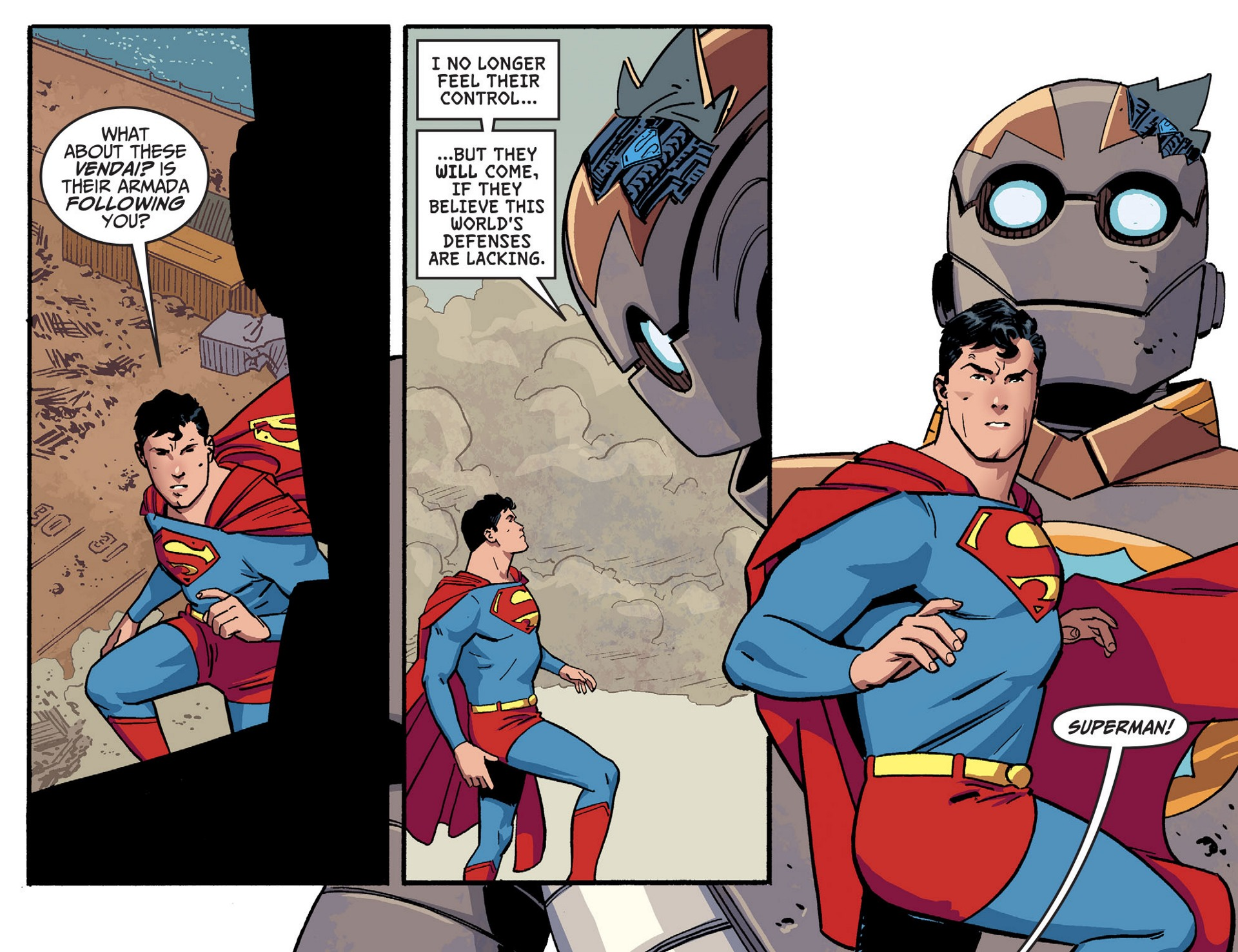 Read online Adventures of Superman [I] comic -  Issue #44 - 18