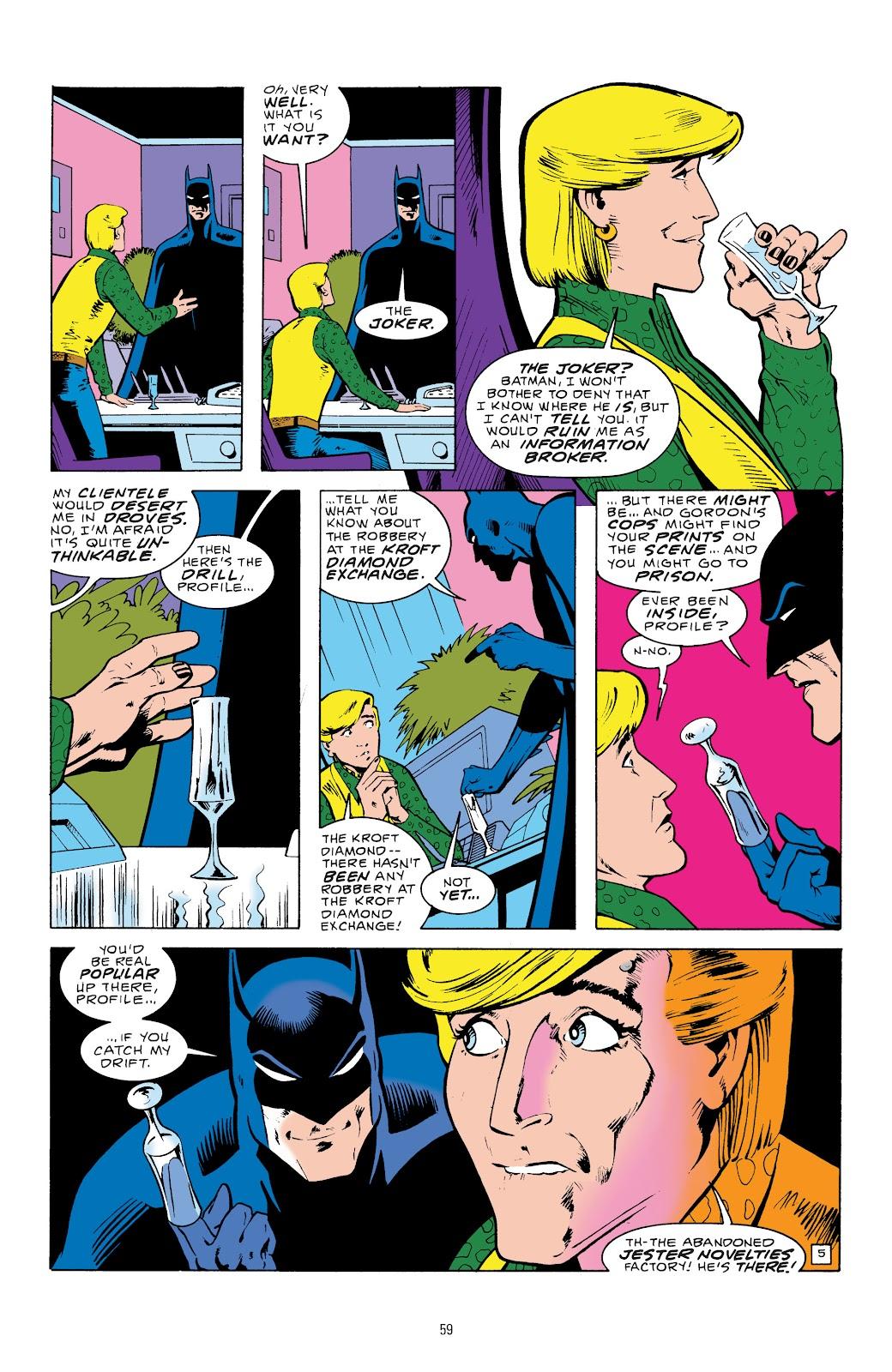 Read online Detective Comics (1937) comic -  Issue # _TPB Batman - The Dark Knight Detective 1 (Part 1) - 59