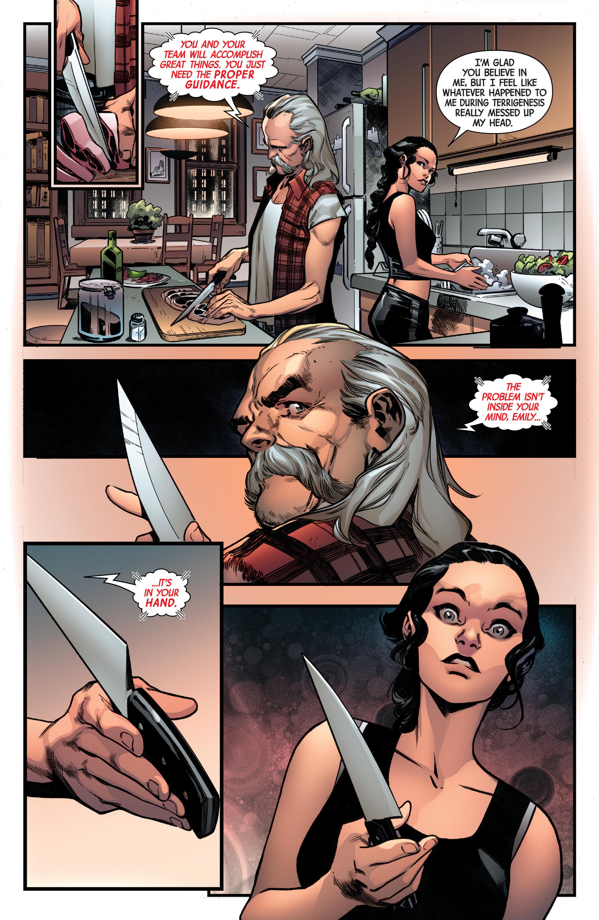 Read online Uncanny Avengers [II] comic -  Issue #19 - 7