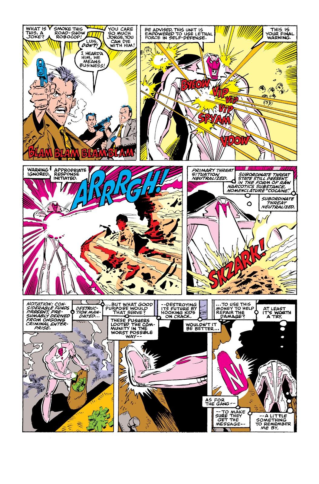 Uncanny X-Men (1963) issue 246 - Page 7