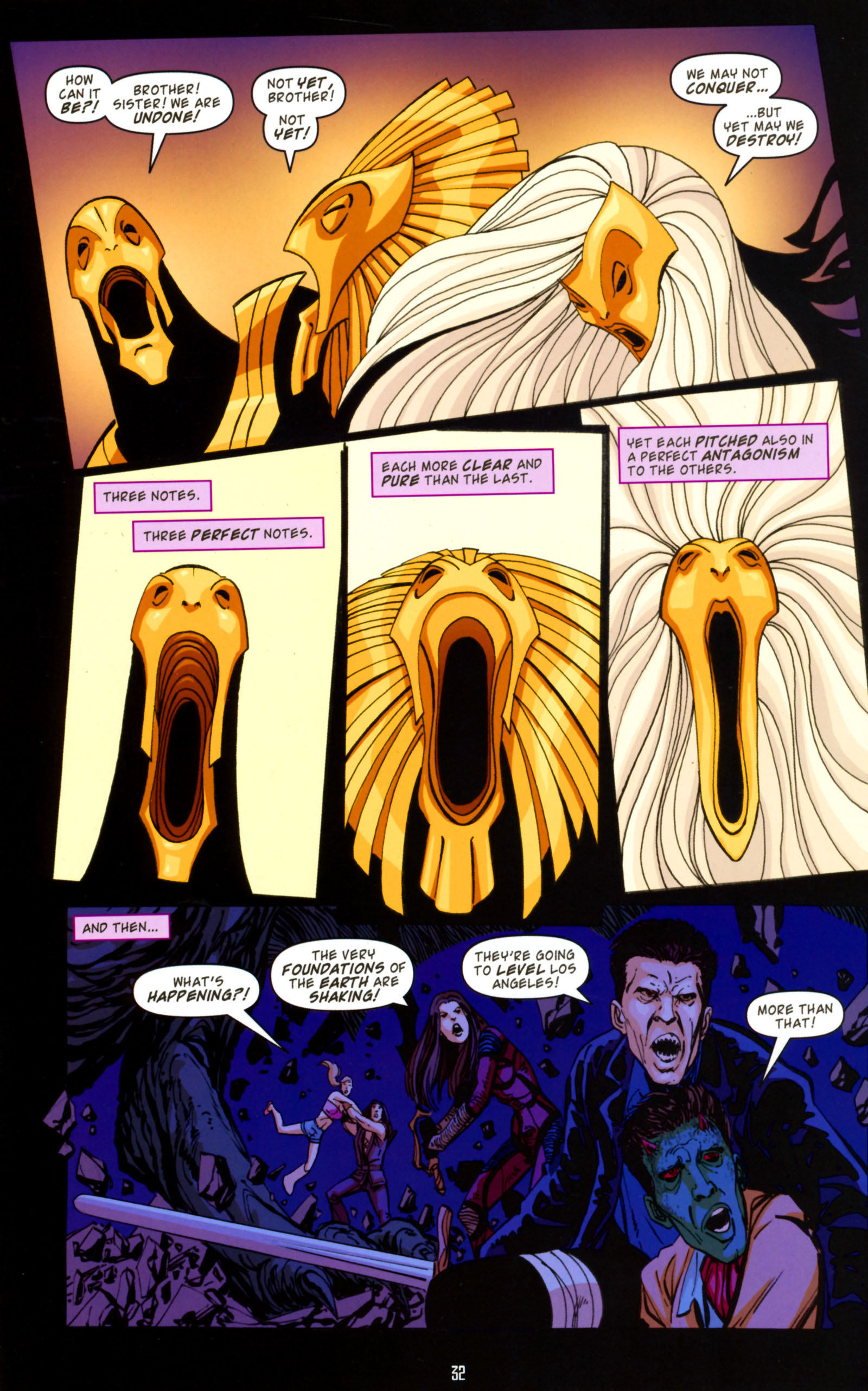 Read online Angel Special: Lorne comic -  Issue # Full - 33