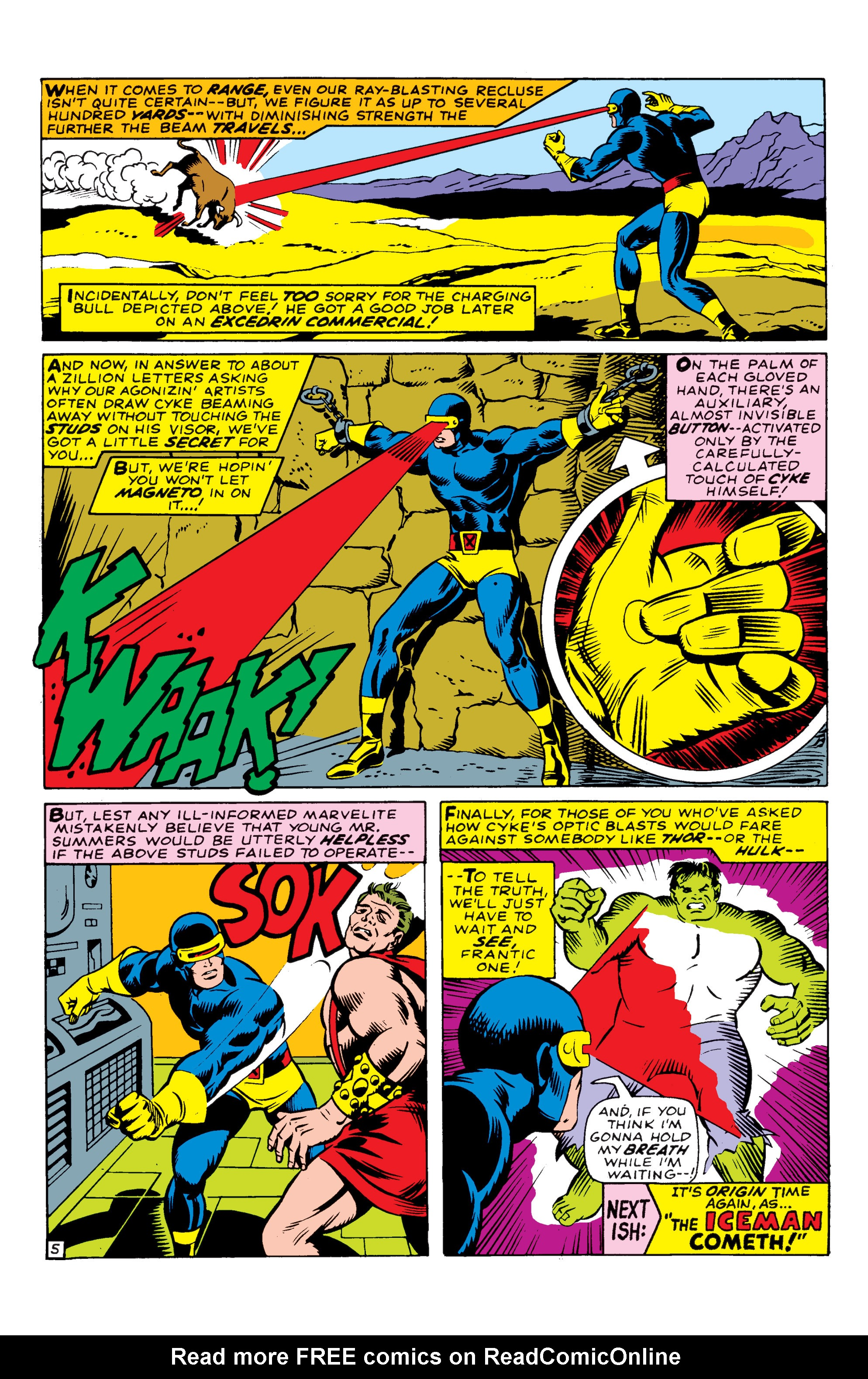 Uncanny X-Men (1963) 43 Page 20