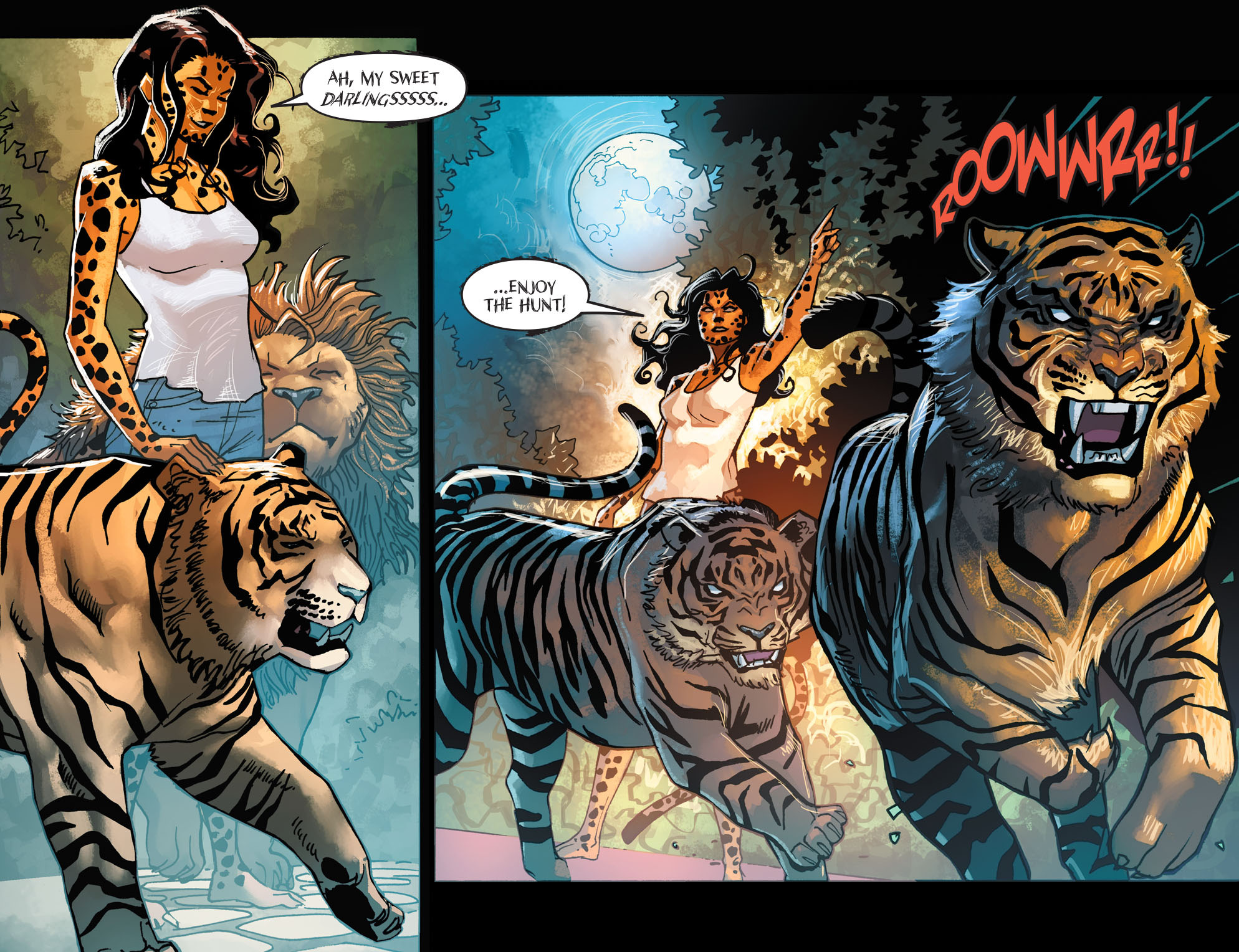 Read online Wonder Woman '77 [I] comic -  Issue #9 - 8