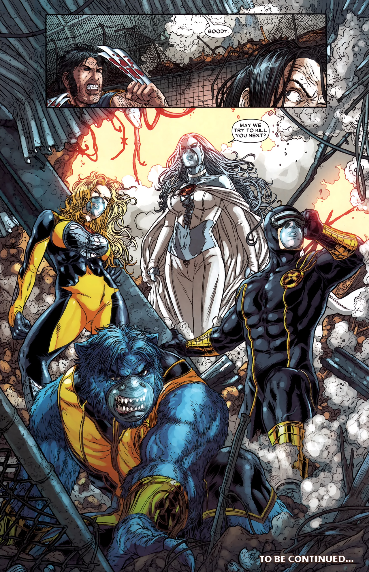 Read online Wolverine: The Best There Is comic -  Issue #11 - 24
