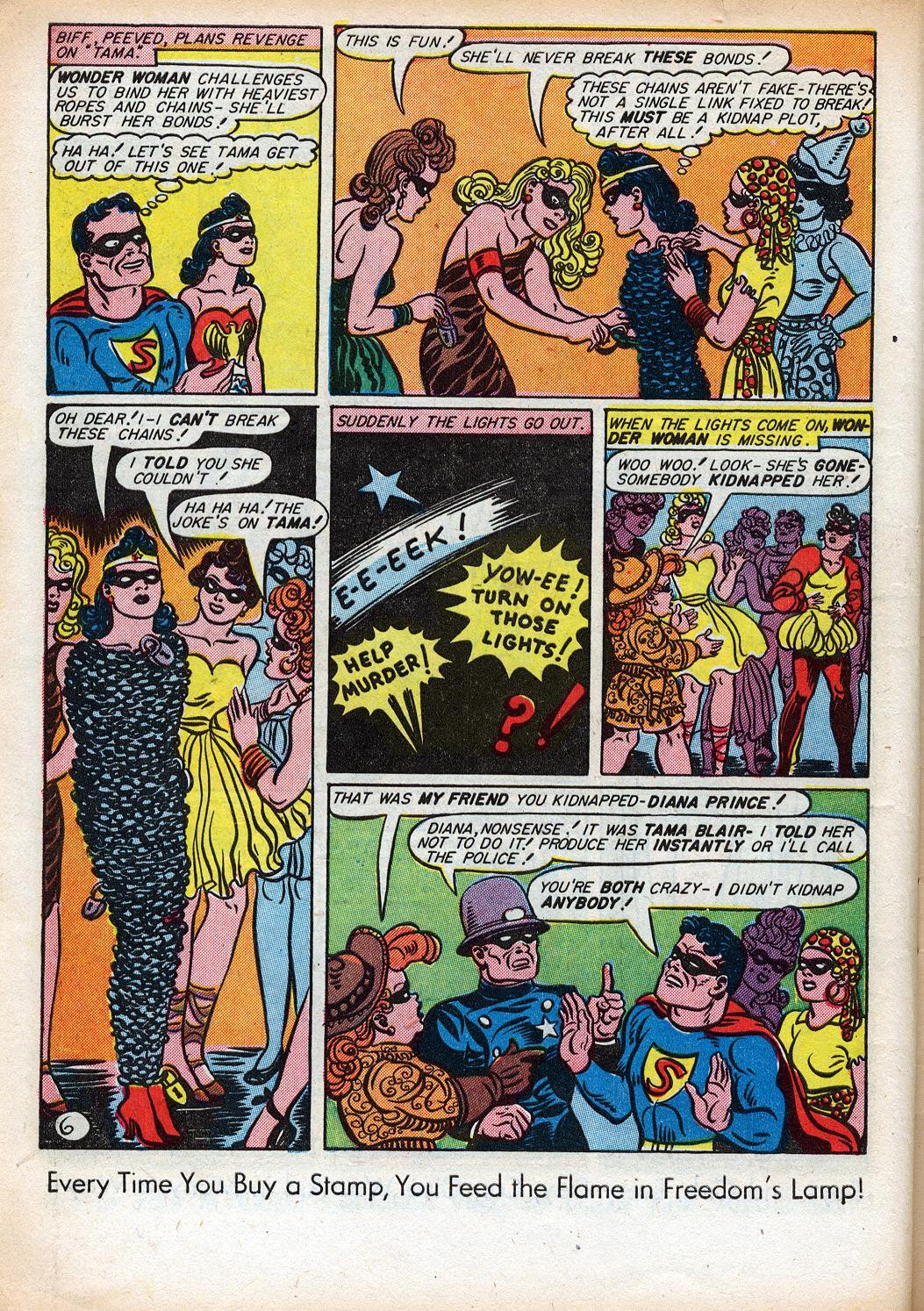 Read online Sensation (Mystery) Comics comic -  Issue #33 - 8