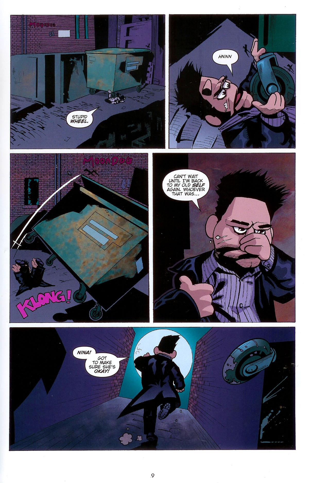 Read online Angel: Masks comic -  Issue # Full - 11