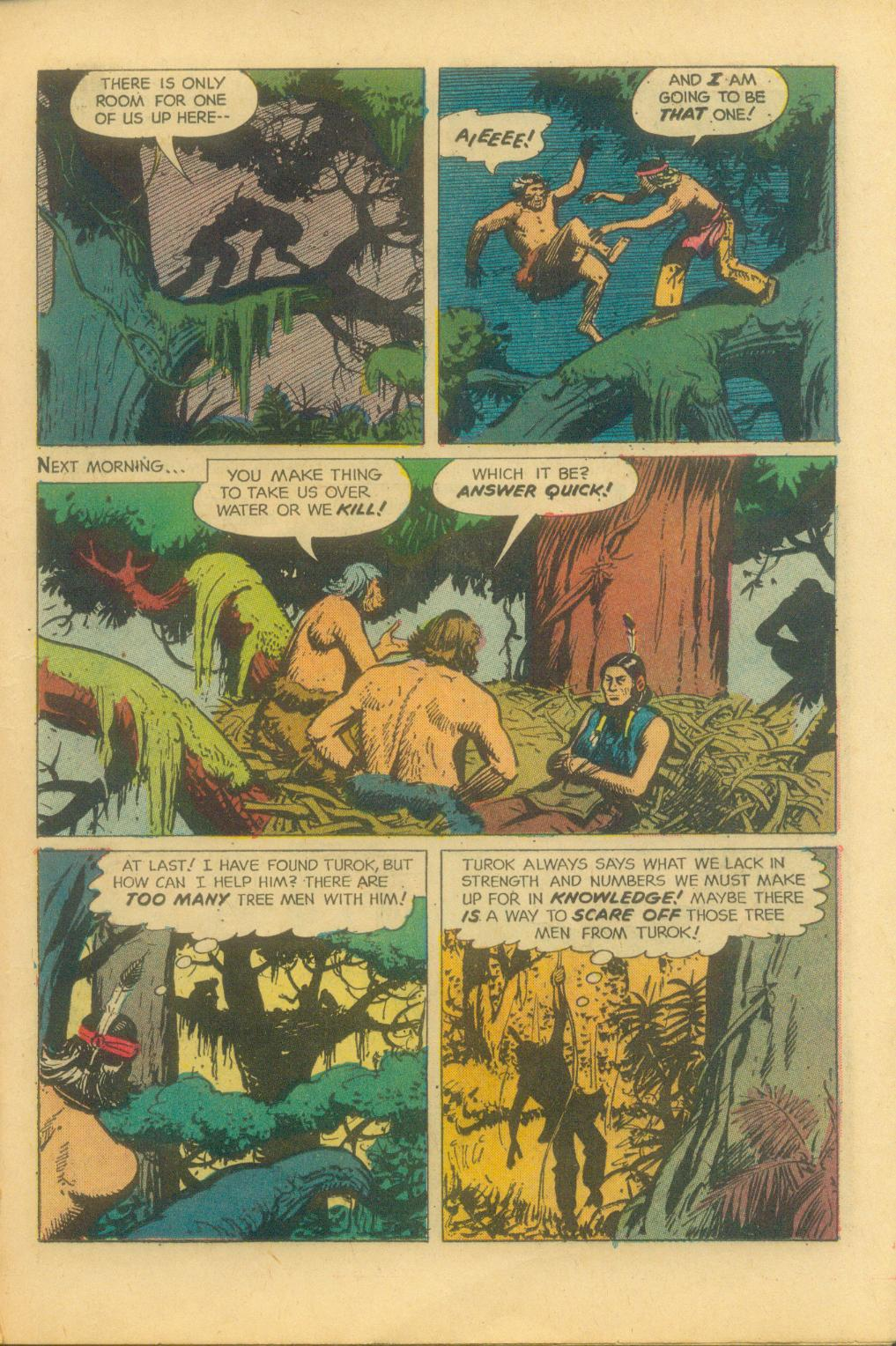 Read online Turok, Son of Stone comic -  Issue #29 - 15