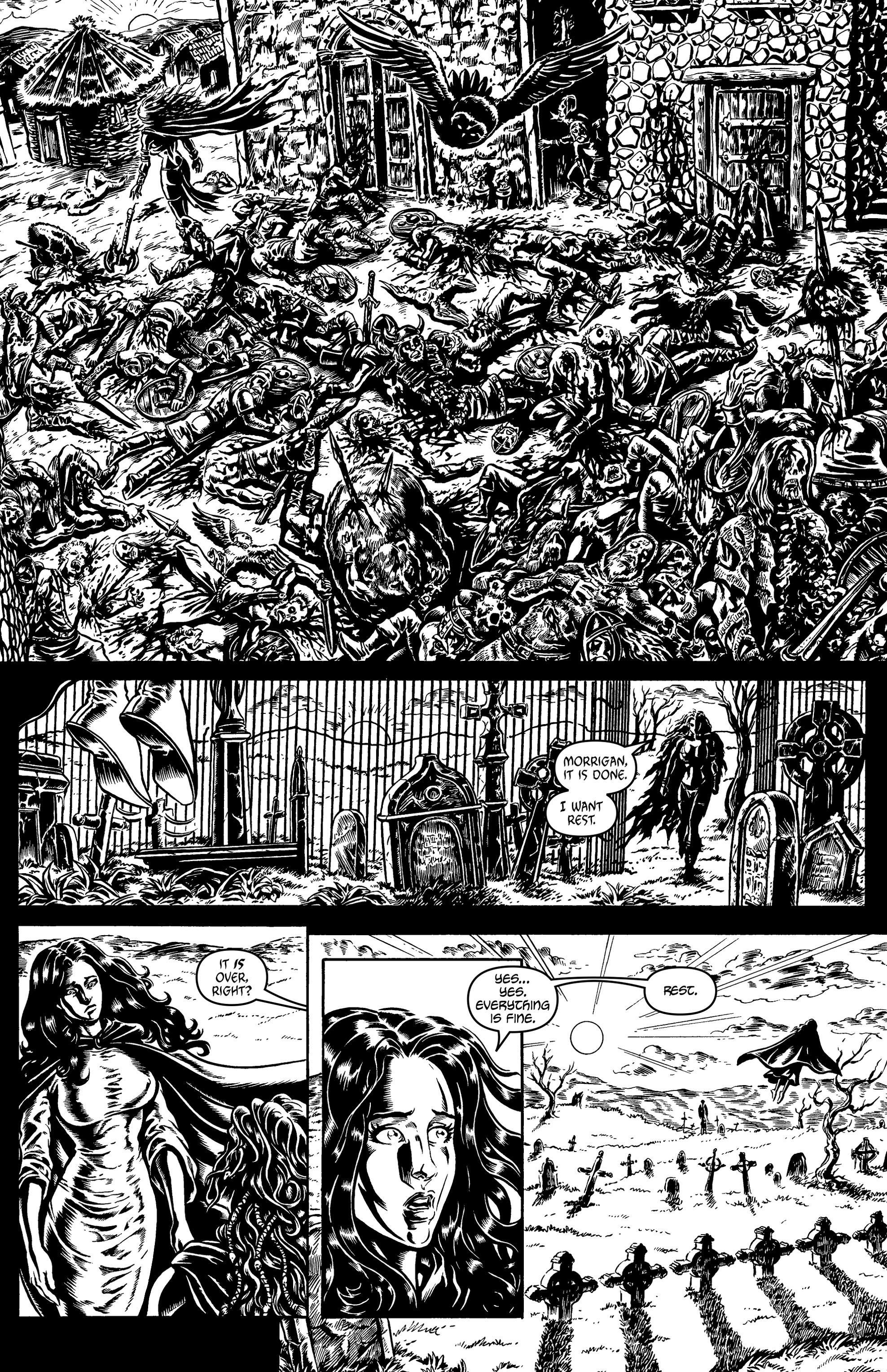 Read online Belladonna: Origins comic -  Issue #1 - 22
