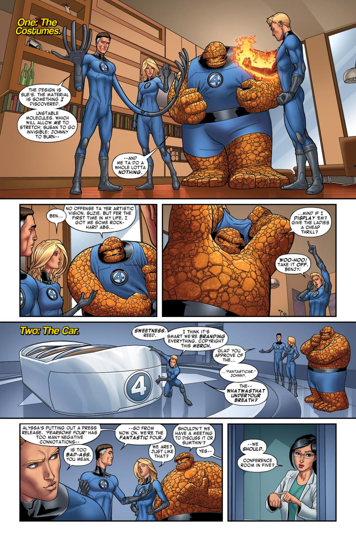 Read online Fantastic Four: Season One comic -  Issue # TPB - 63