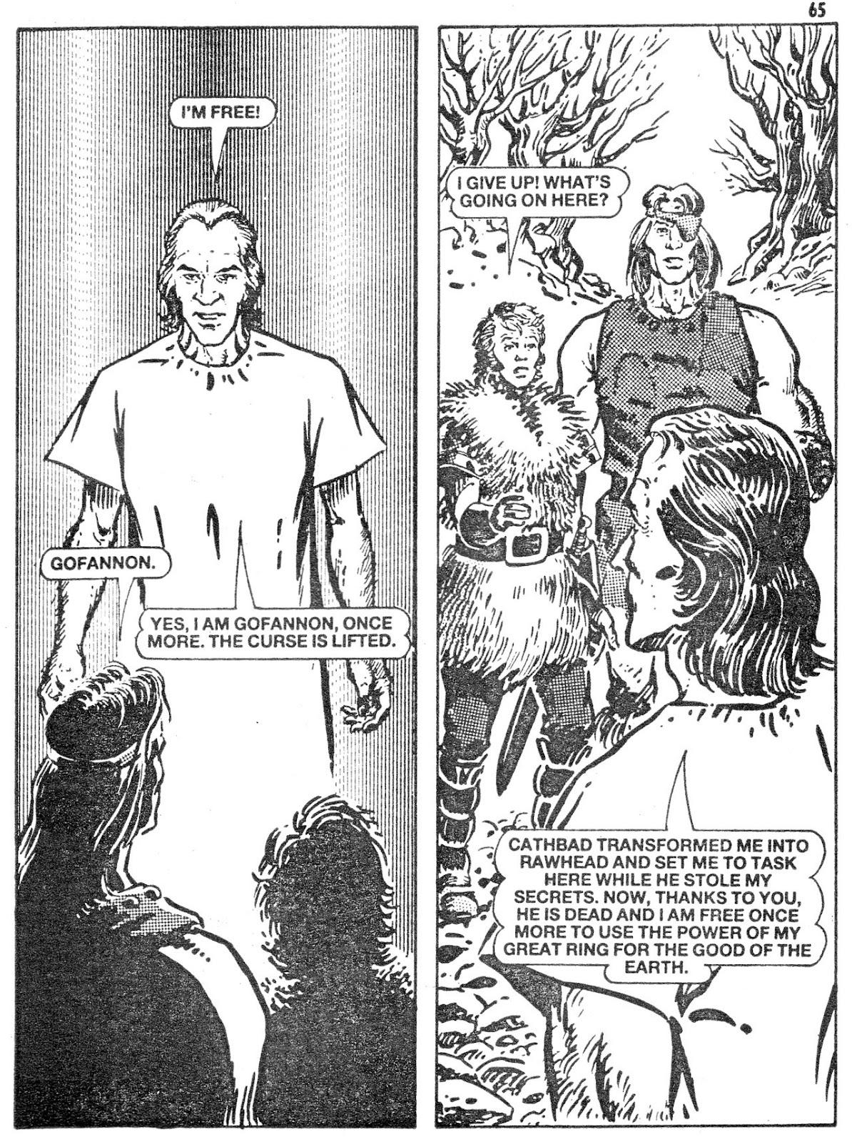 Starblazer issue 209 - Page 66